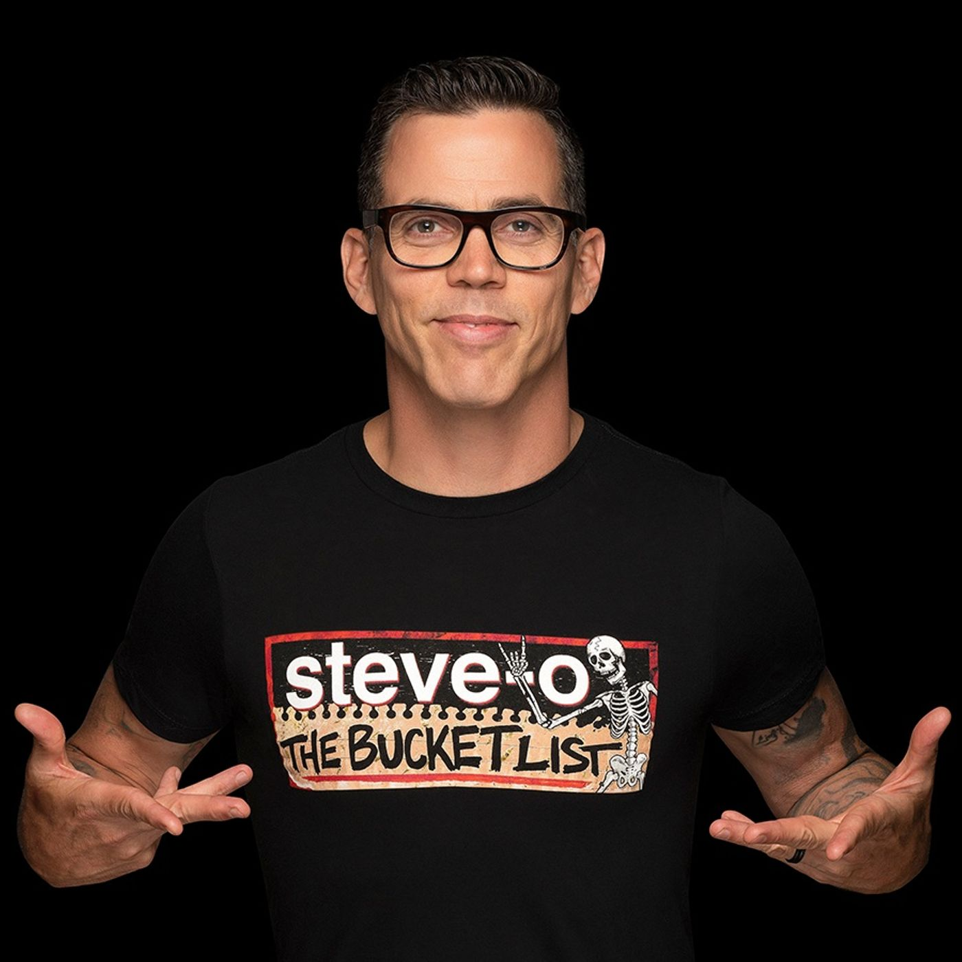 Steve-O Discusses Life In Sobriety with Michael Molthan of M2 THE ROCK