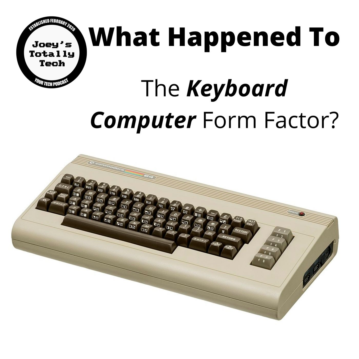 What Happened To: The Keyboard Computer Form Factor