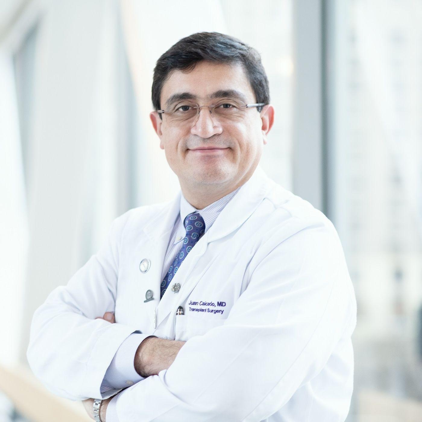 DONACION DE ORGANOS INVITADO DR. JUAN CAICEDO DE NORTHWESTERN HOSPITAL