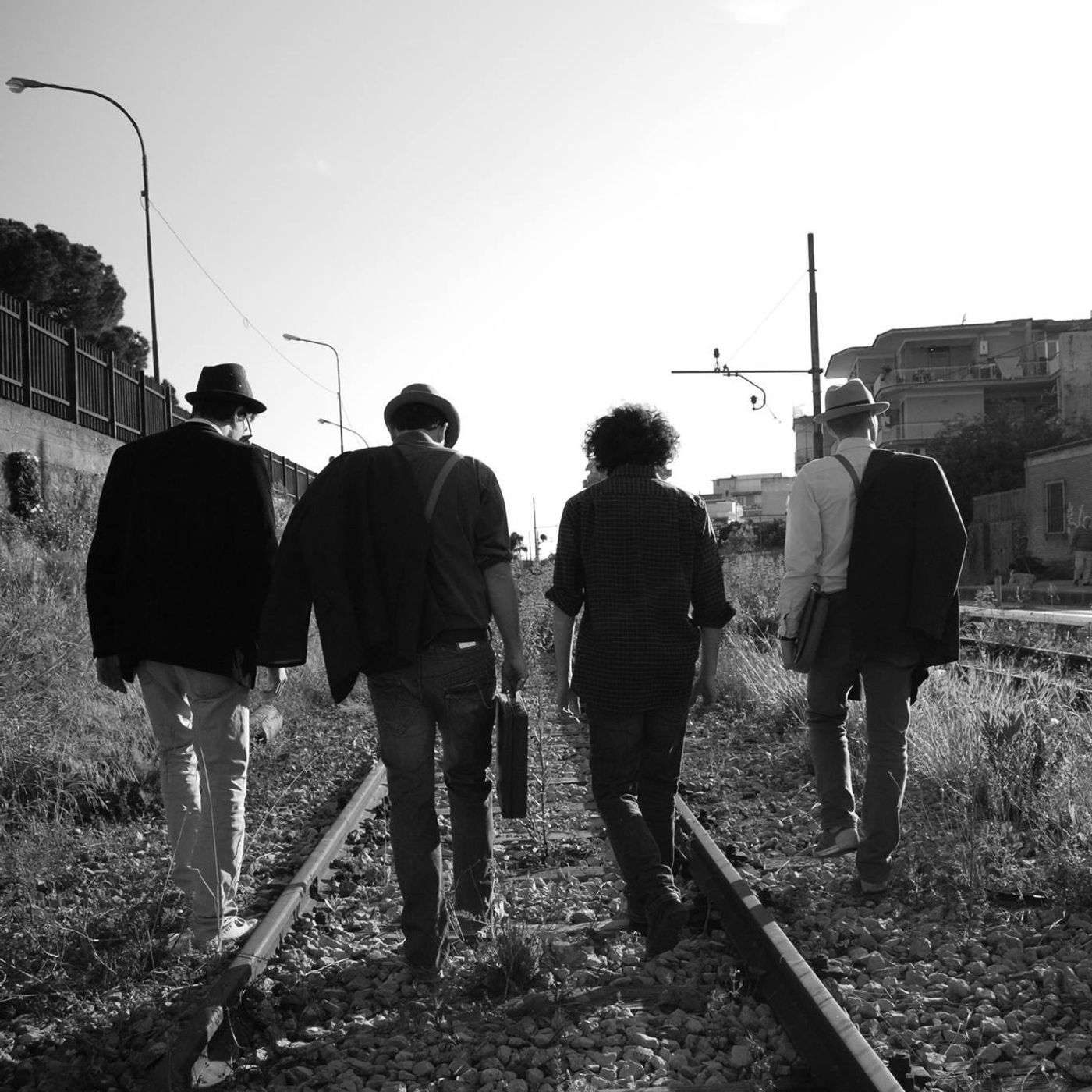 RadiAction in Tour - Intervista e Live dei Starfish Blues Machine - Pompei Lab (Pompei)