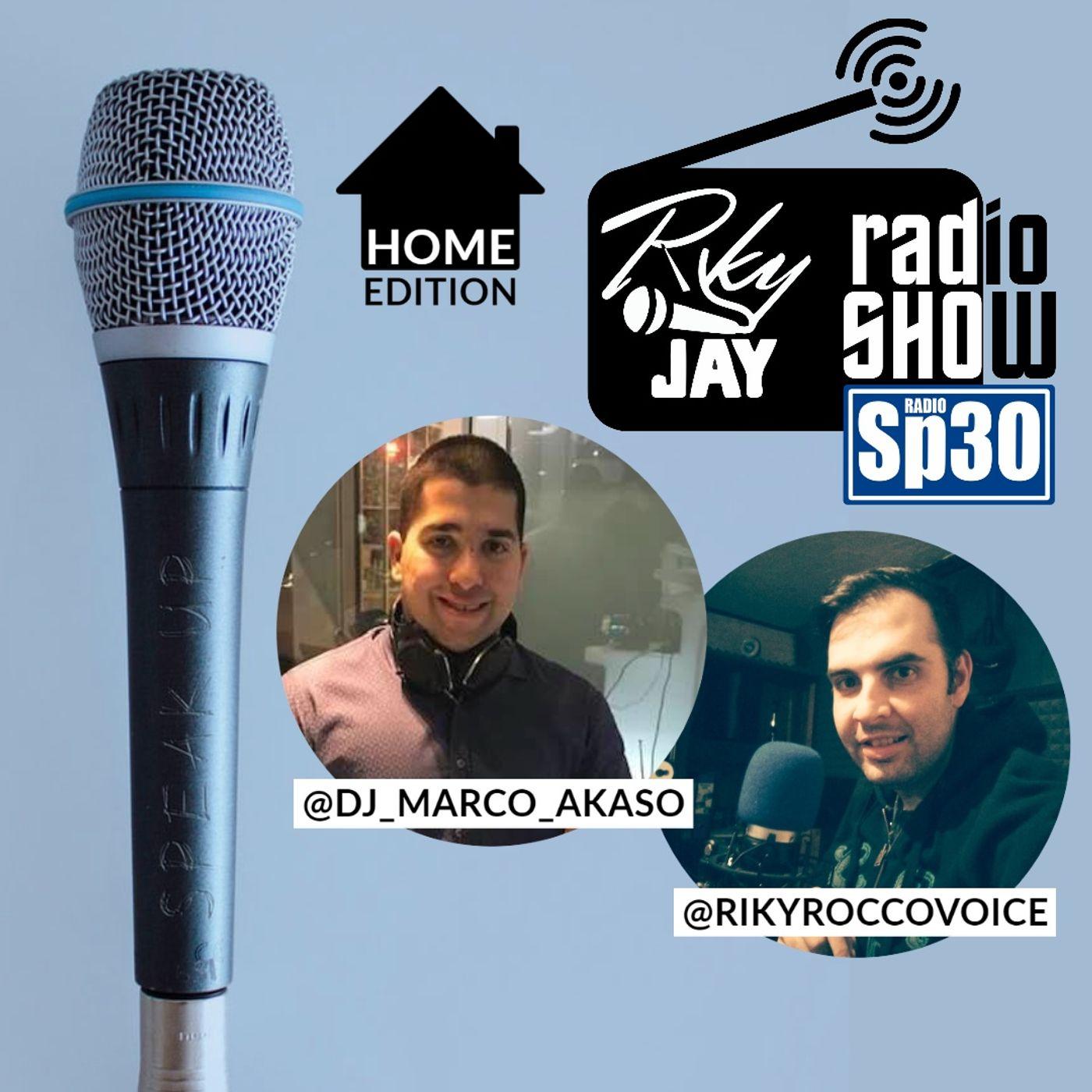 RikyJay Radio Show - #25 - Home Edition