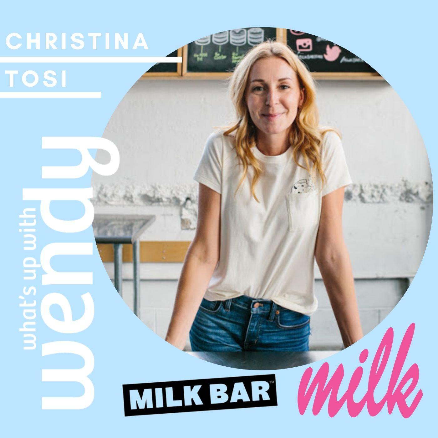Christina Tosi, Award-Winning Chef and founder of Milk Bar