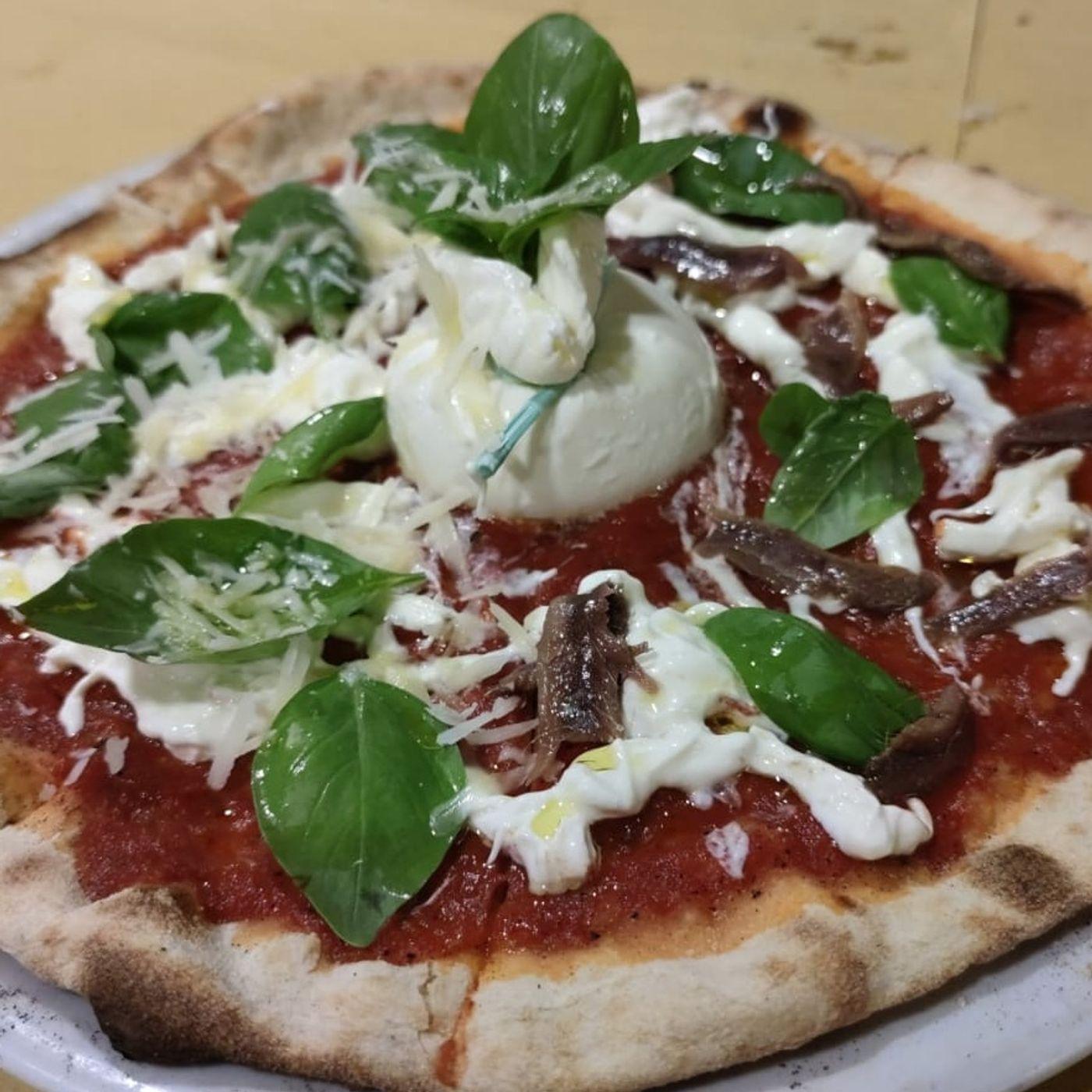 La tendenza della settimana: burrata regina della cucina estiva, sulla pizza spopola (di Alessandra Magliaro)