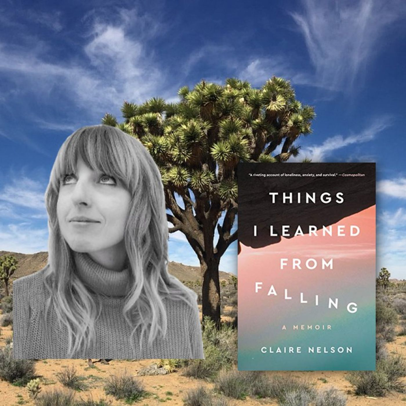 Things I Learned from Falling with Claire Nelson