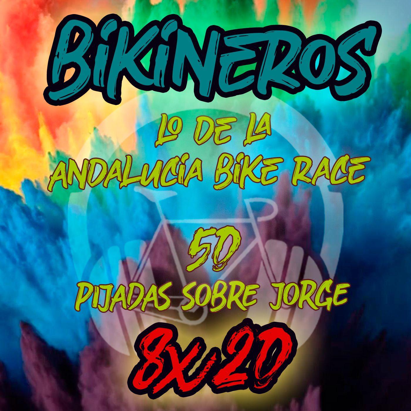 BKN 8X20 Lo de la Andalucía Bike Race y las clásicas