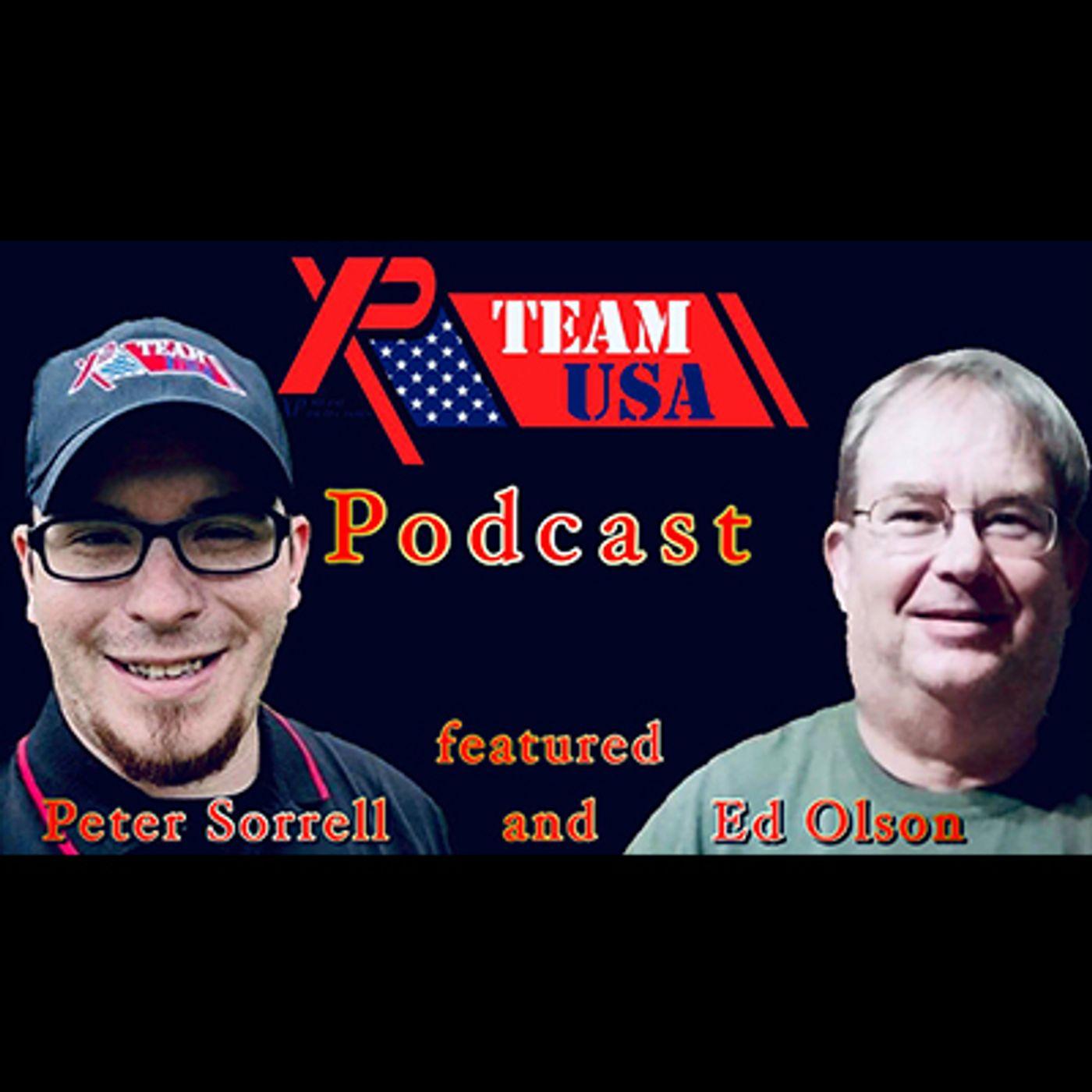 Ed Olson and Peter Sorell
