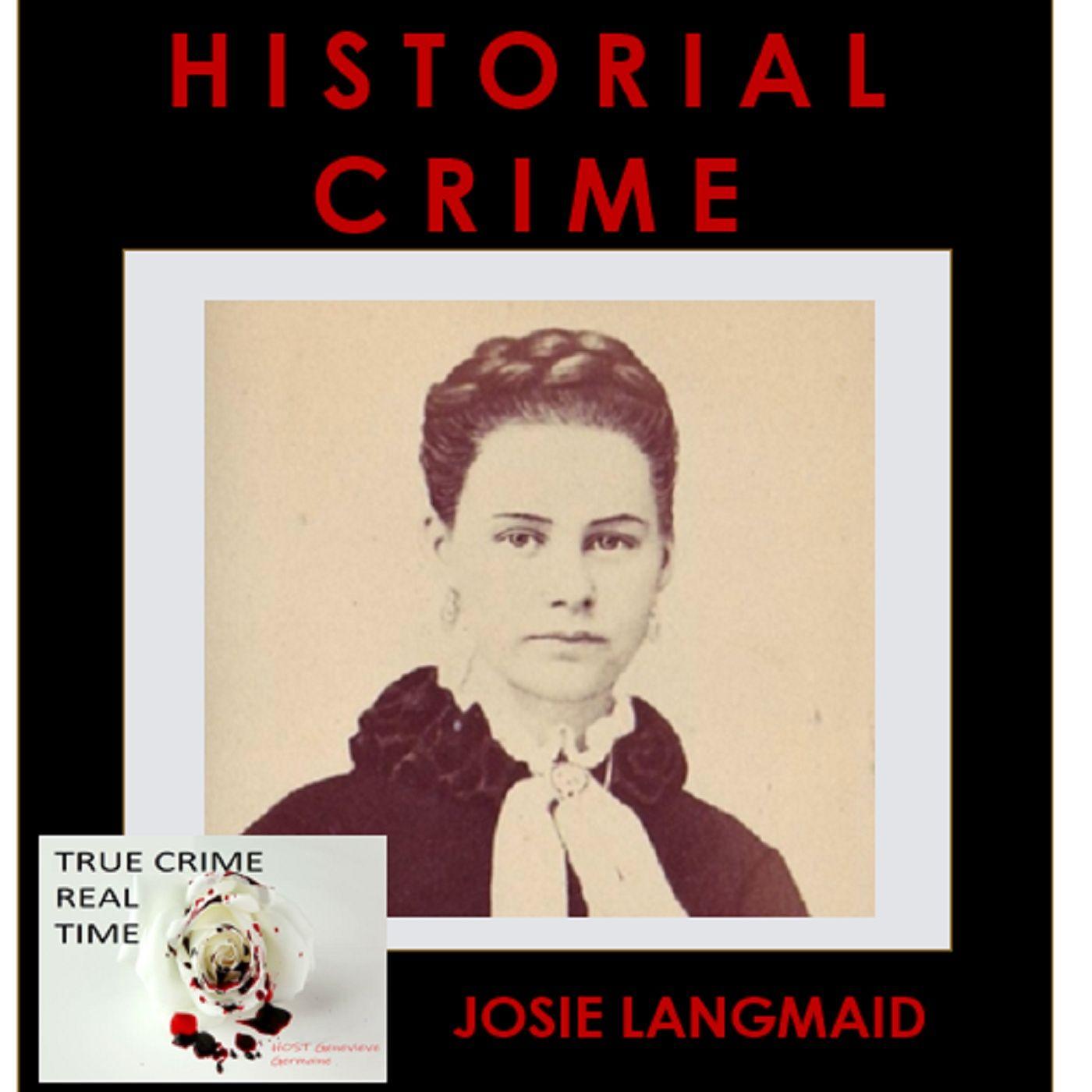 #18 - The Butcher of The Frontier - Josie Langmaid