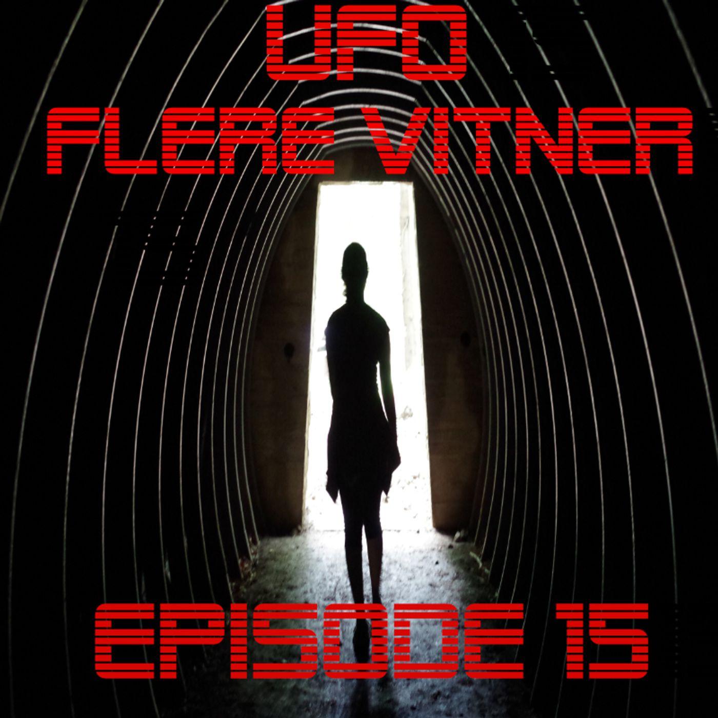 Fra den andre siden Episode15. Ufo - Flere vitner