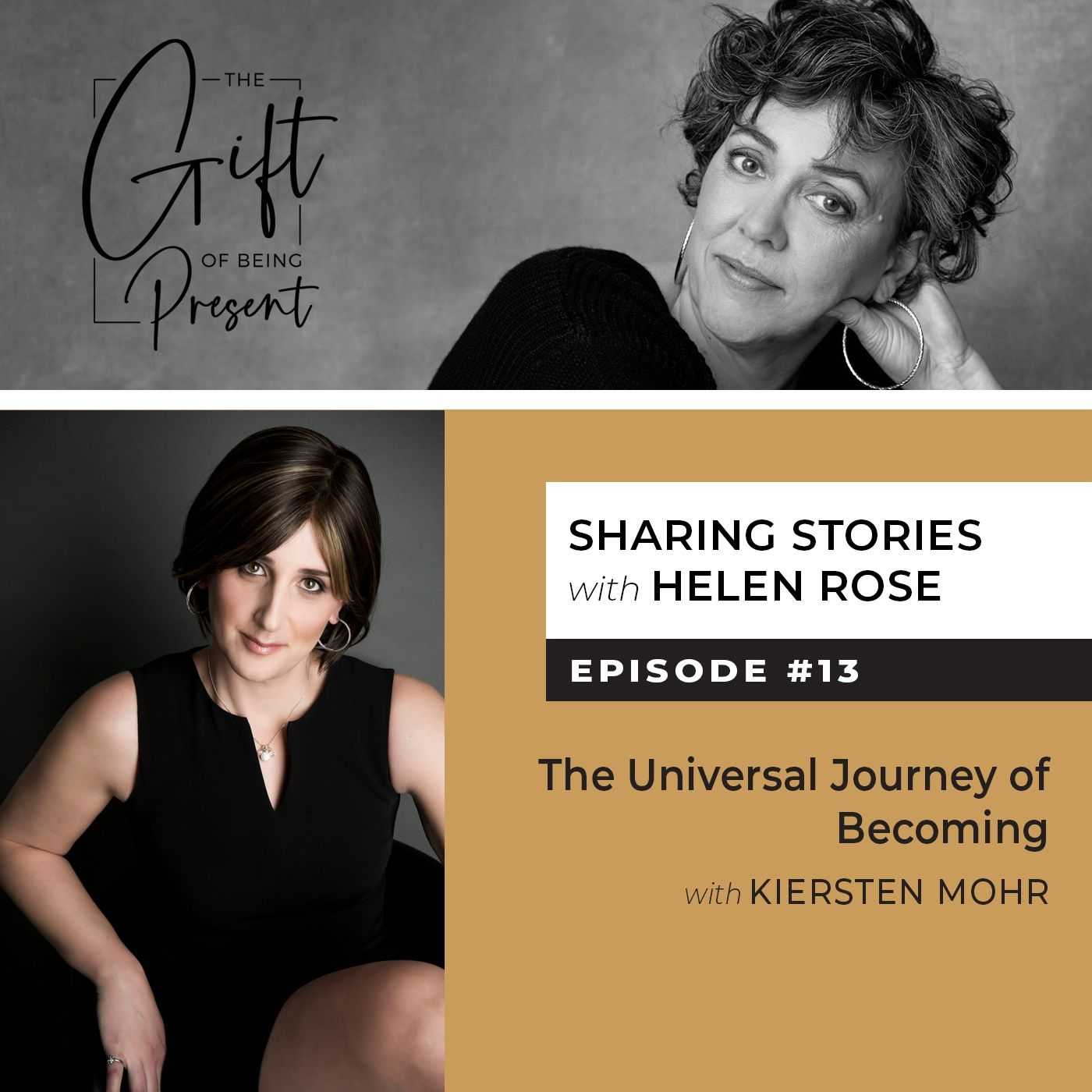The Universal Journey of Becoming with Kiersten Mohr