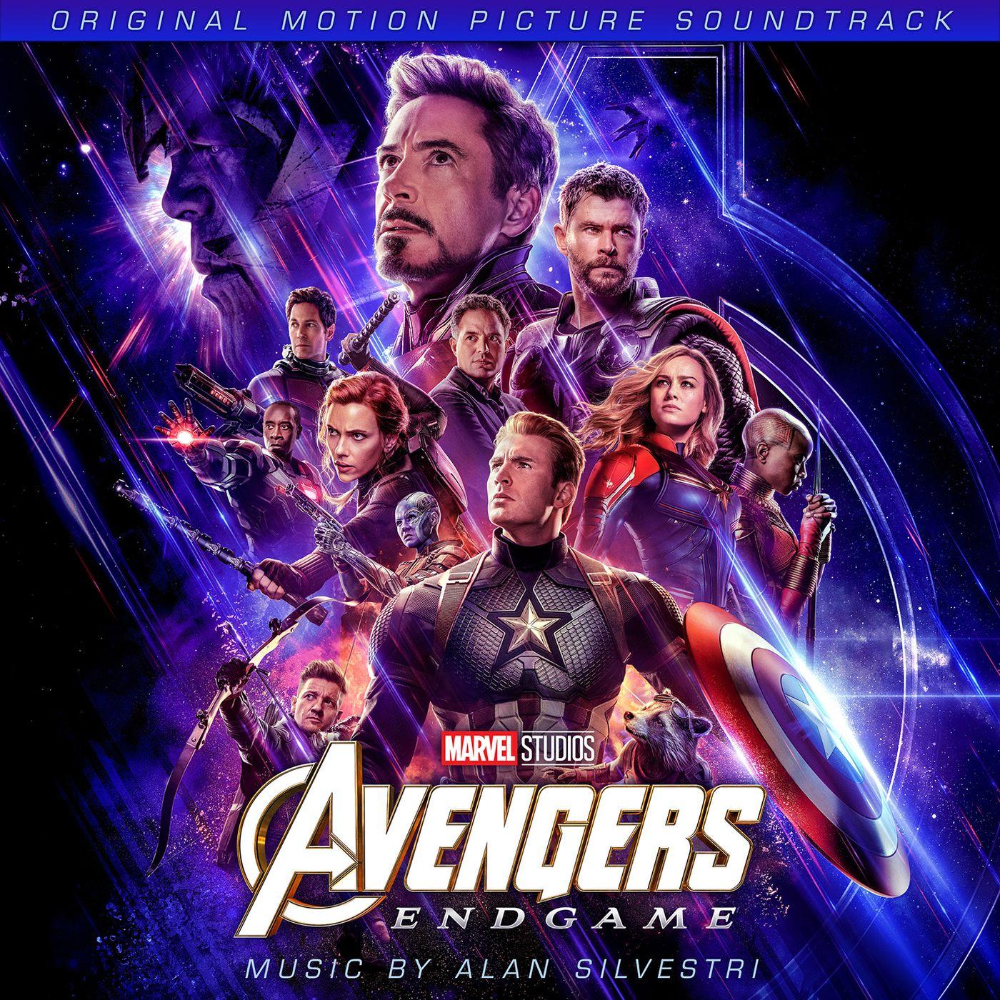 6. Avengers: Endgame / Top 5 Superhero Scores
