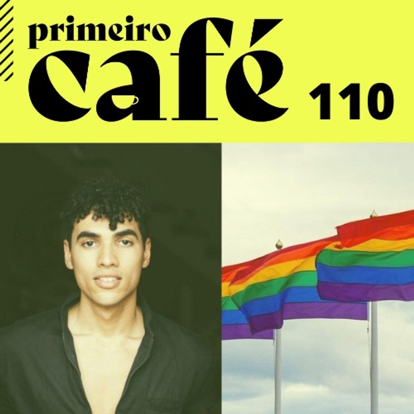 #110 Use máscara   Mês do orgulho LGBTQIA+:  Entrevista com o médico Edu Peres   Café com Série