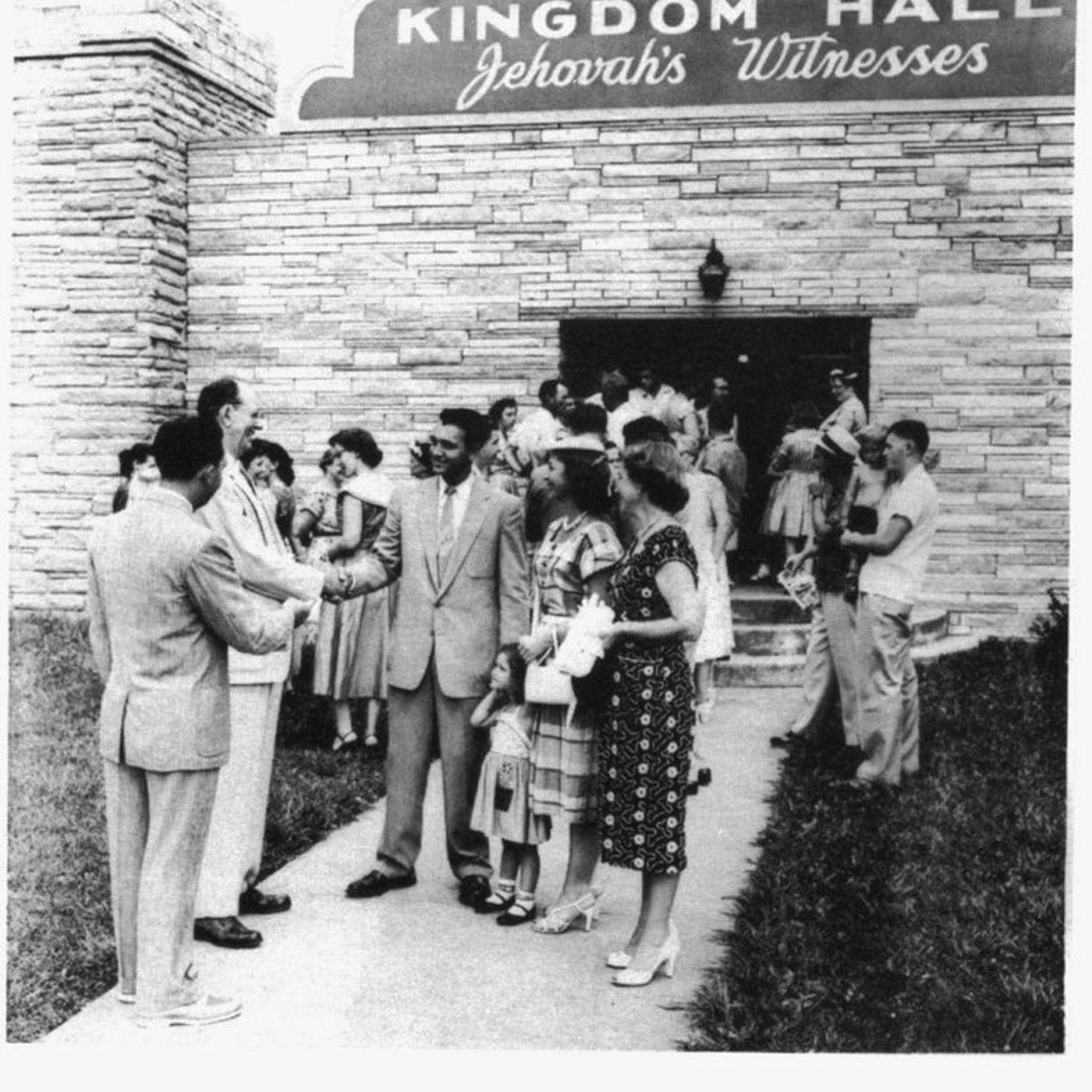 #36: Jehovas Vidners historie, 3. del - Knorr og Franz