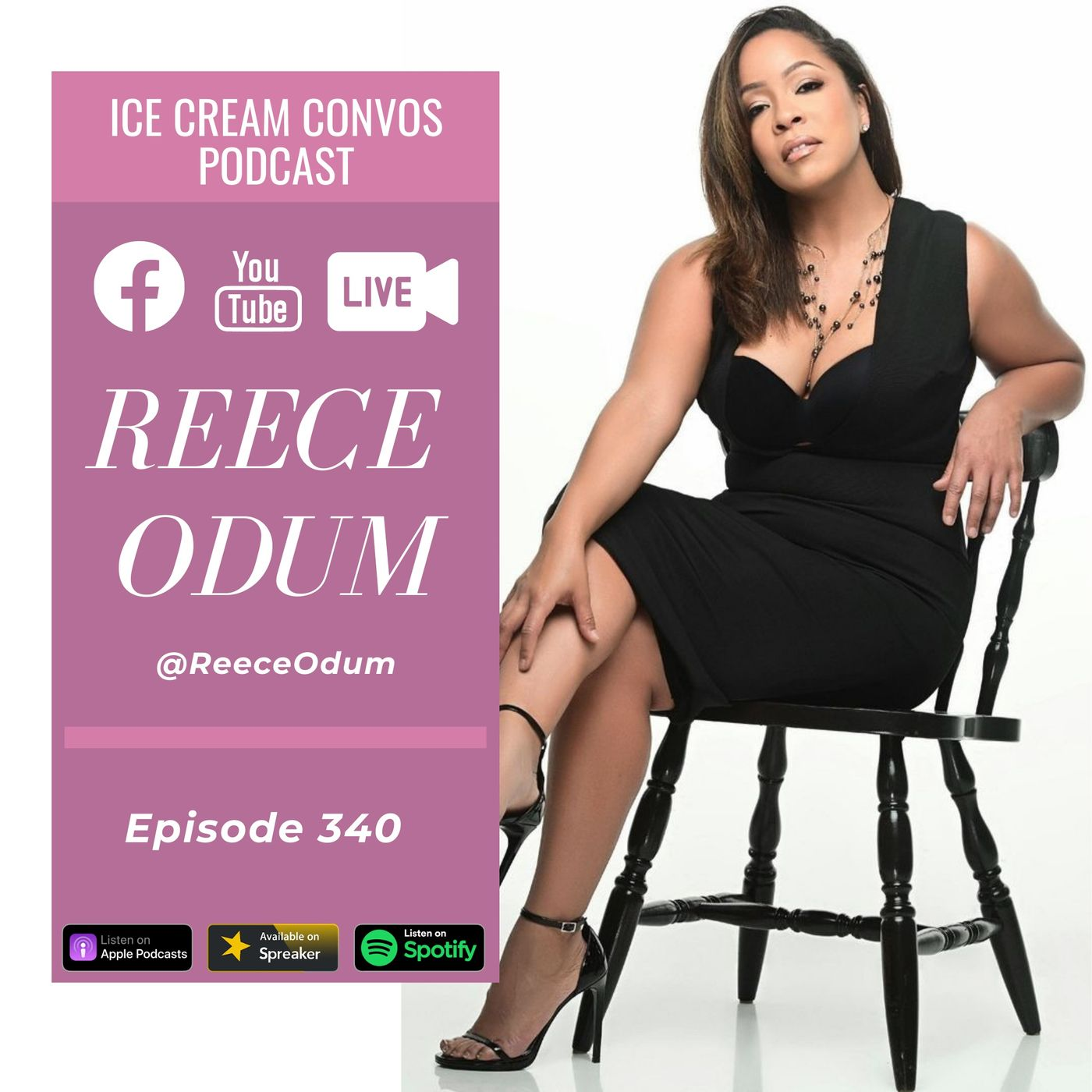 Ep. 340: Actress Reece Odum