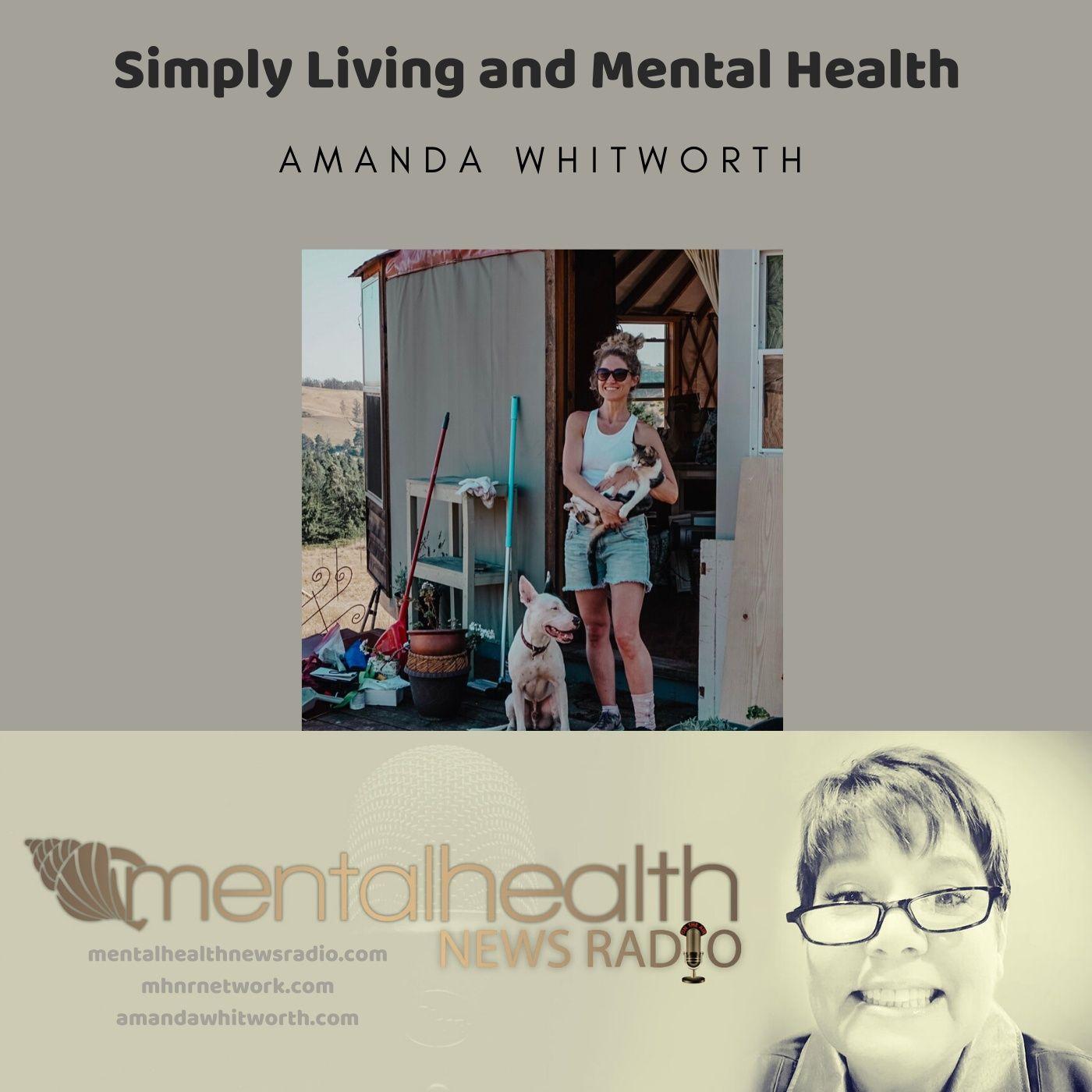 Mental Health News Radio - Simply Living and Mental Health