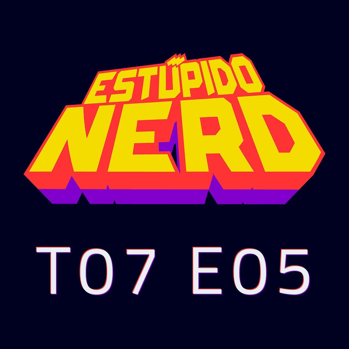 T7E05- El Robo del Siglo: Un ñero kawaii