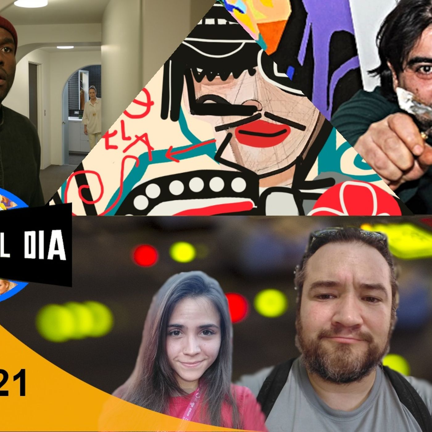 Cristina Pedroche y Dabiz Muñoz | Ponte al día 479 (24/06/21)