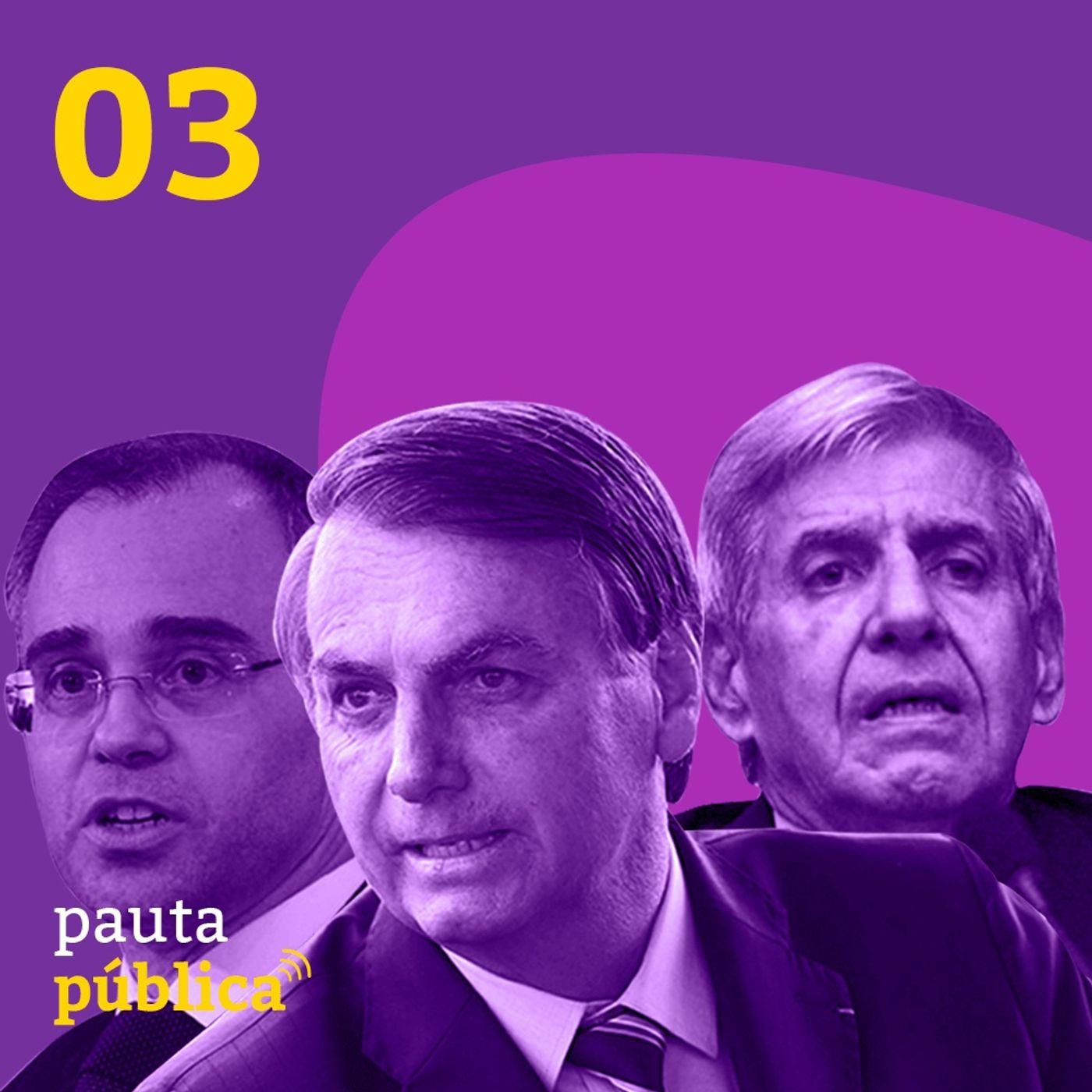 03 | Dossiê Antifascista, a espionagem no governo Bolsonaro - com Rubens Valente