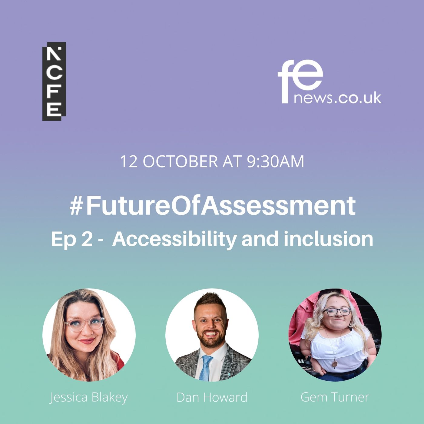 Accessibility and inclusion - #FutureOfAssessment Episode 2