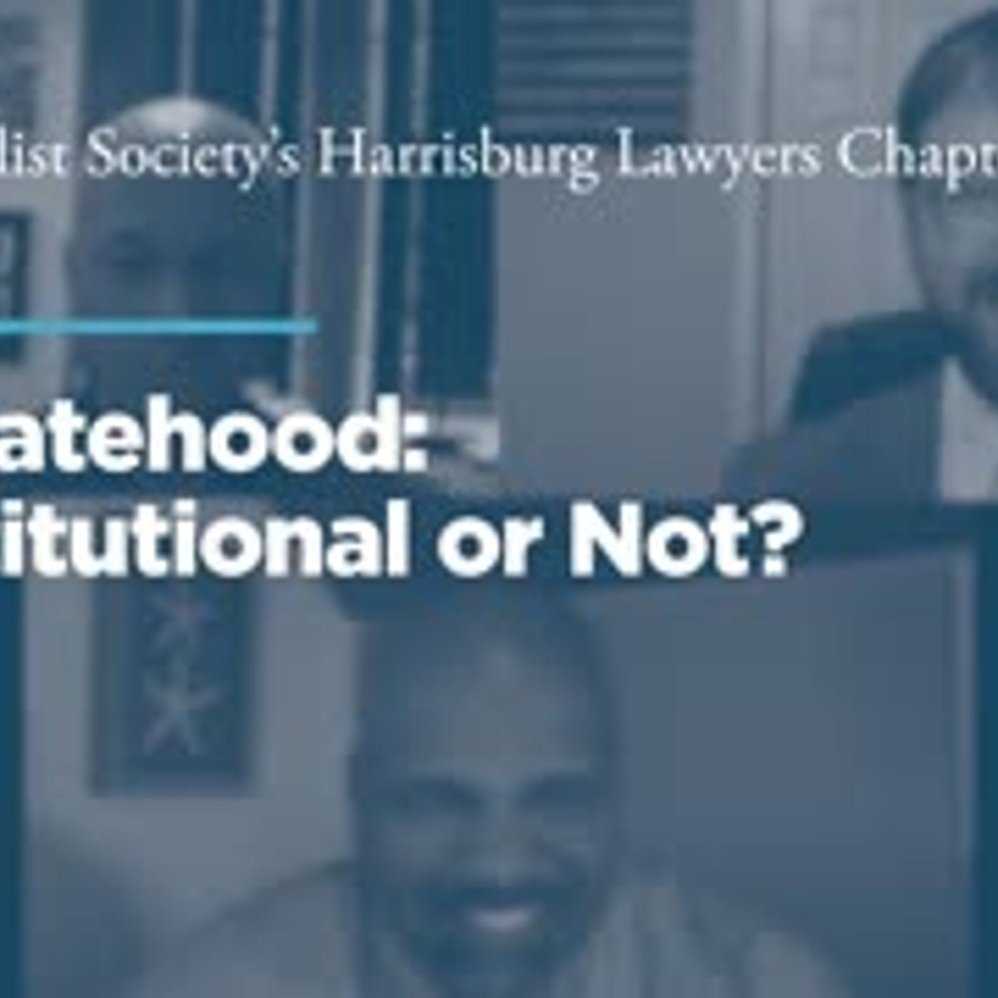 DC Statehood: Constitutional or Not?