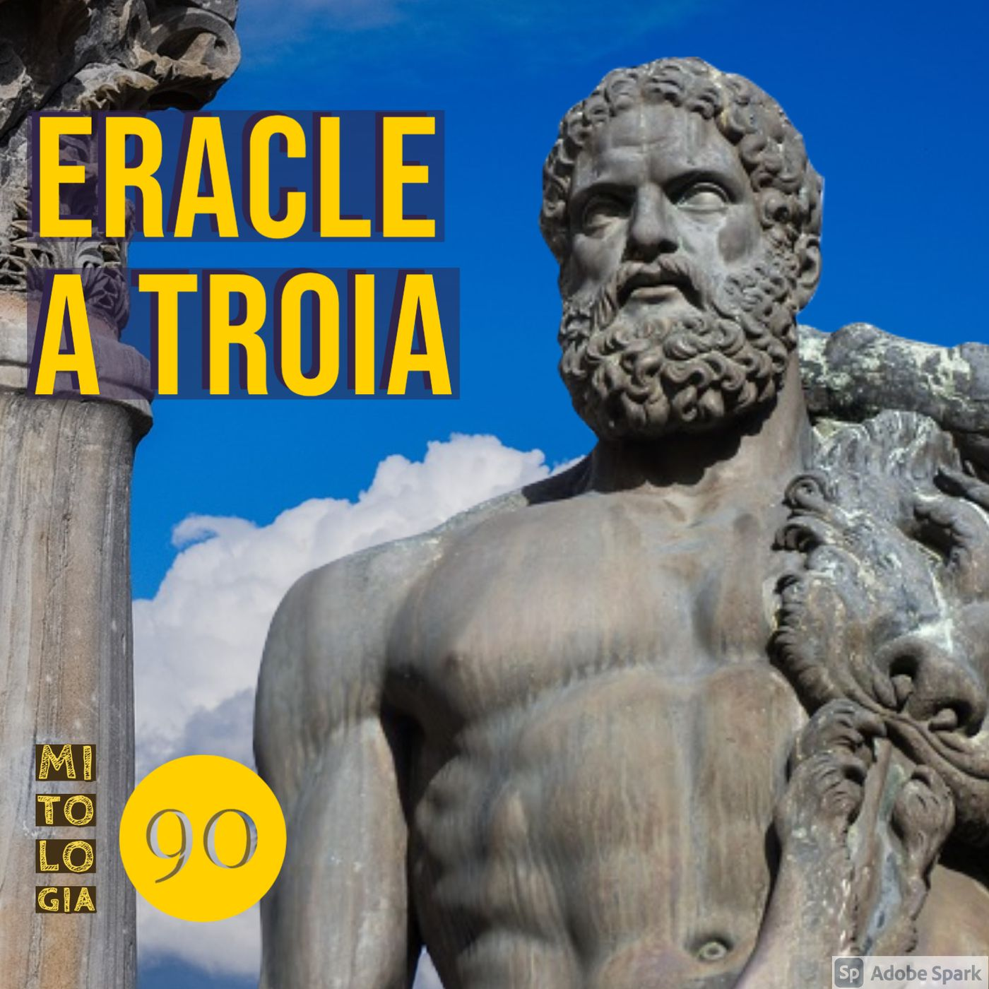 Eracle a Troia - parte prima