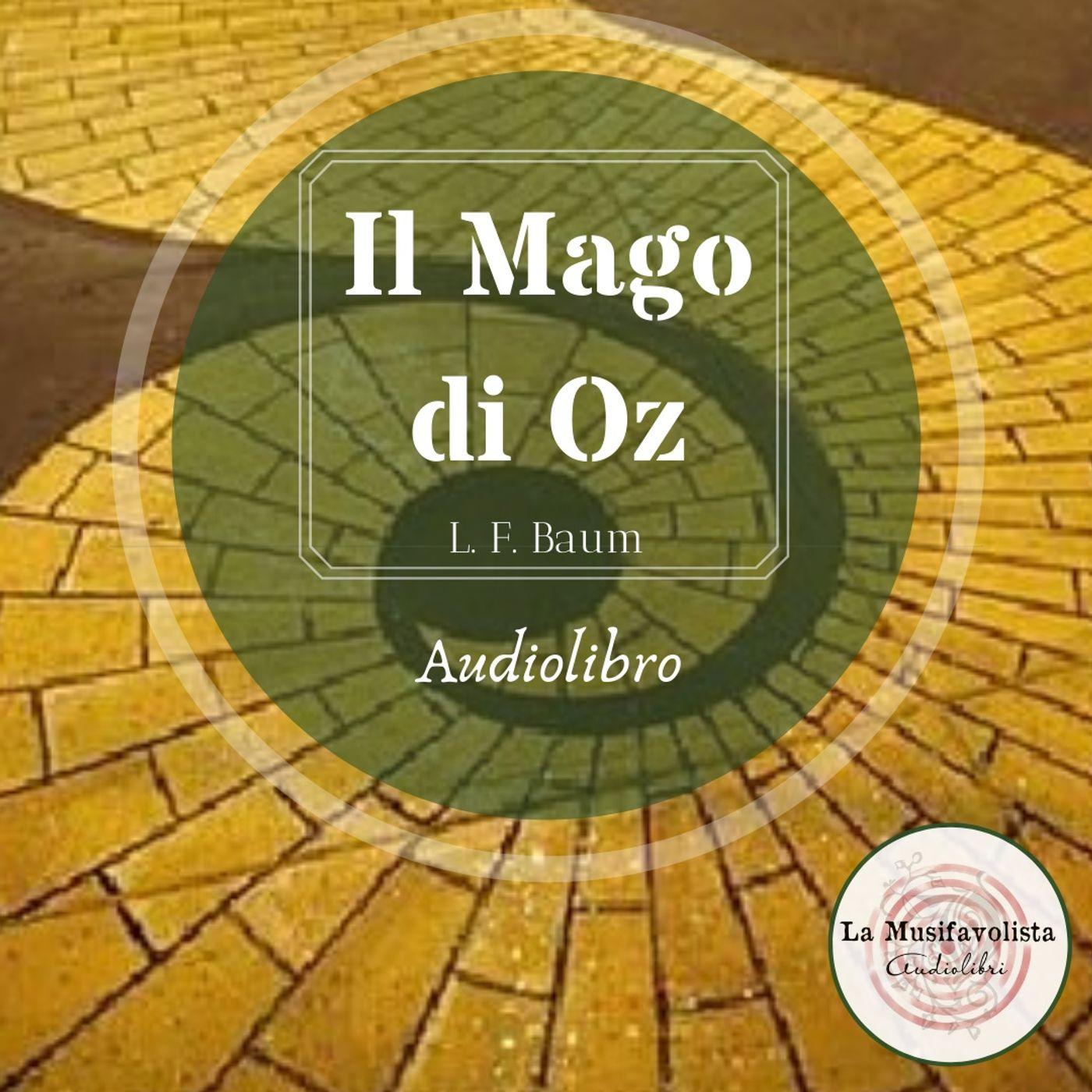 ★ Il Mago di Oz★ Audiolibro A BASSA VOCE ★