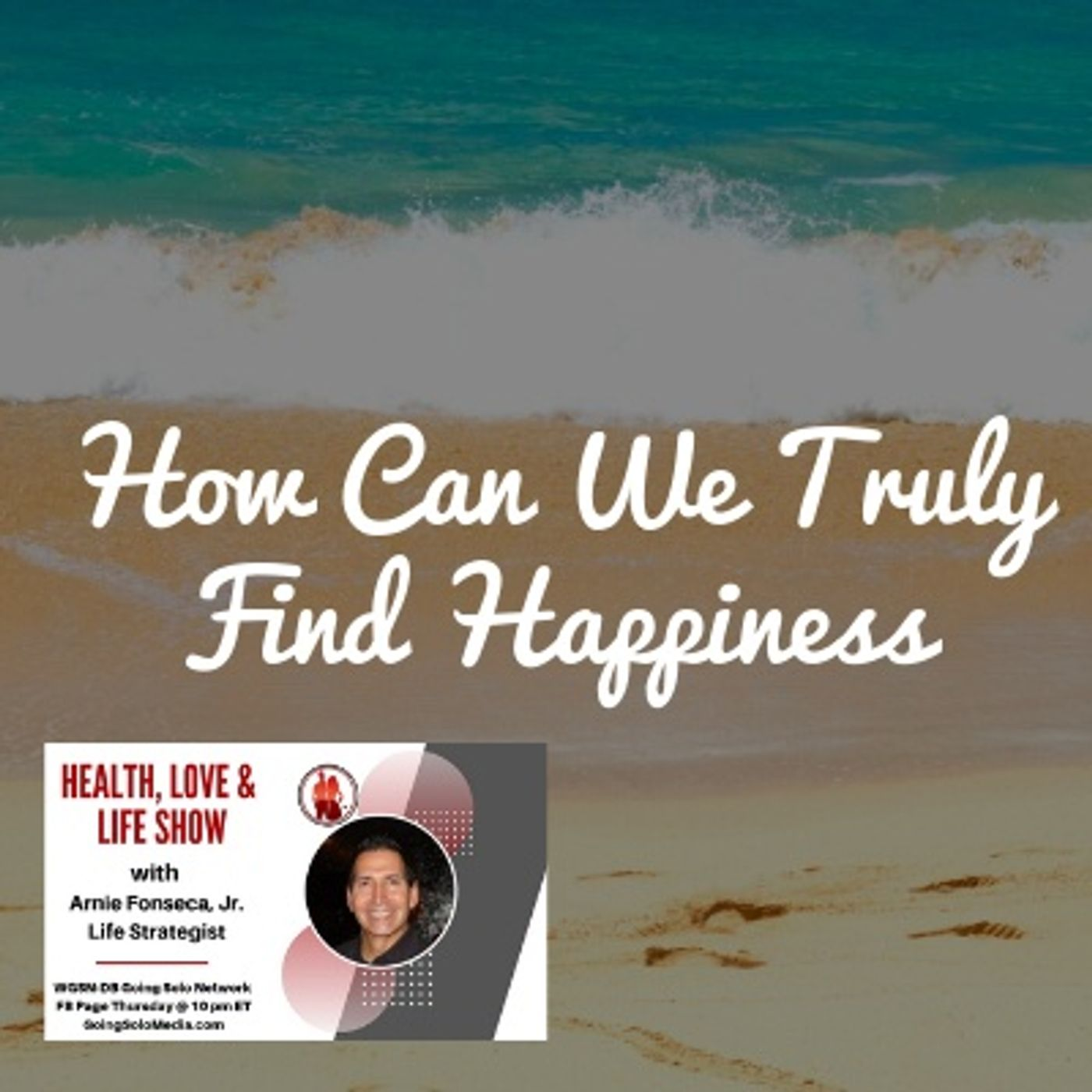 How We Can Truly Find Happiness