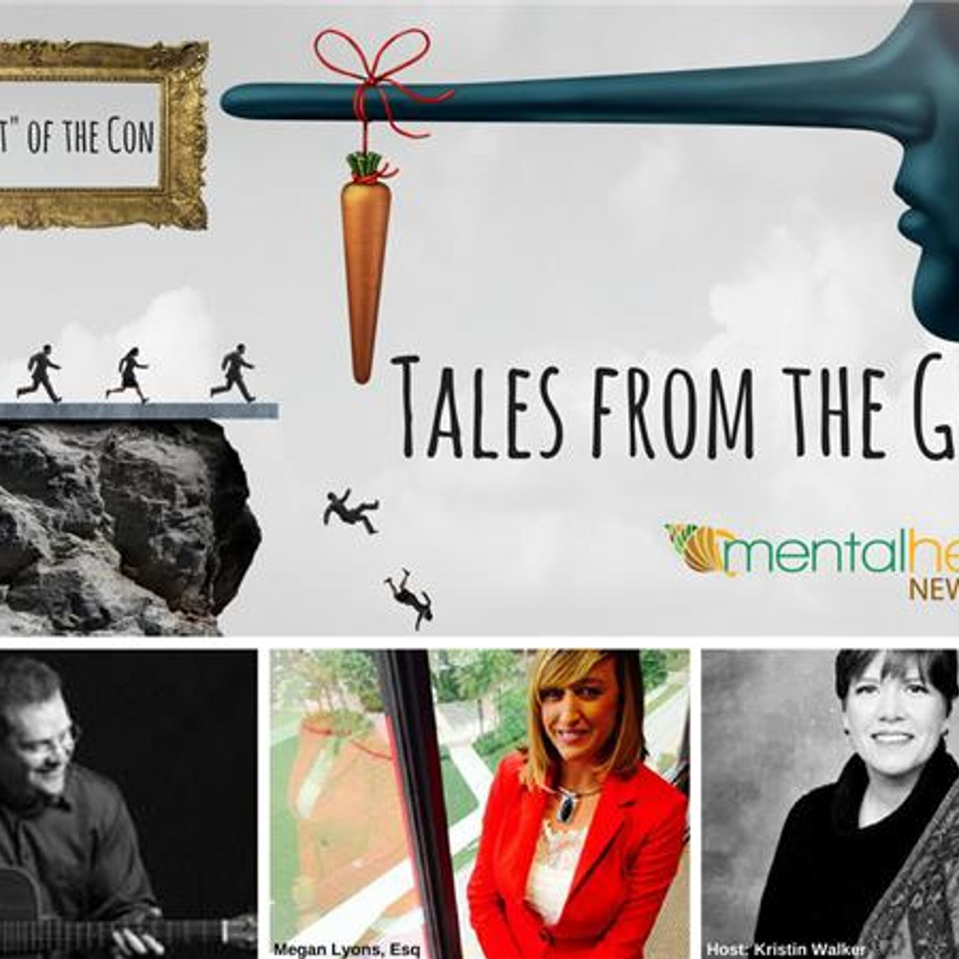 """Mental Health News Radio - Tales From The Grift: The """"Art"""" of the Con"""