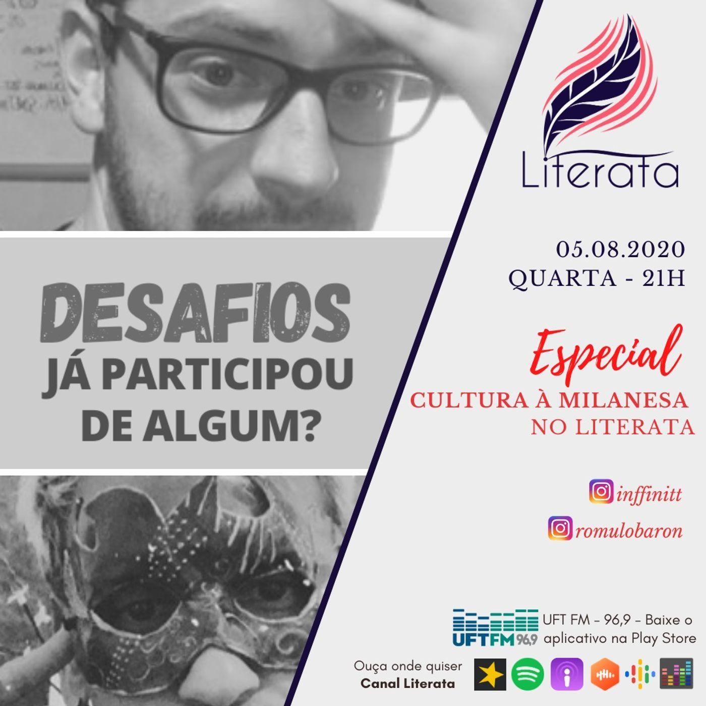 #064 - Especial CàM no Literata - Desafios