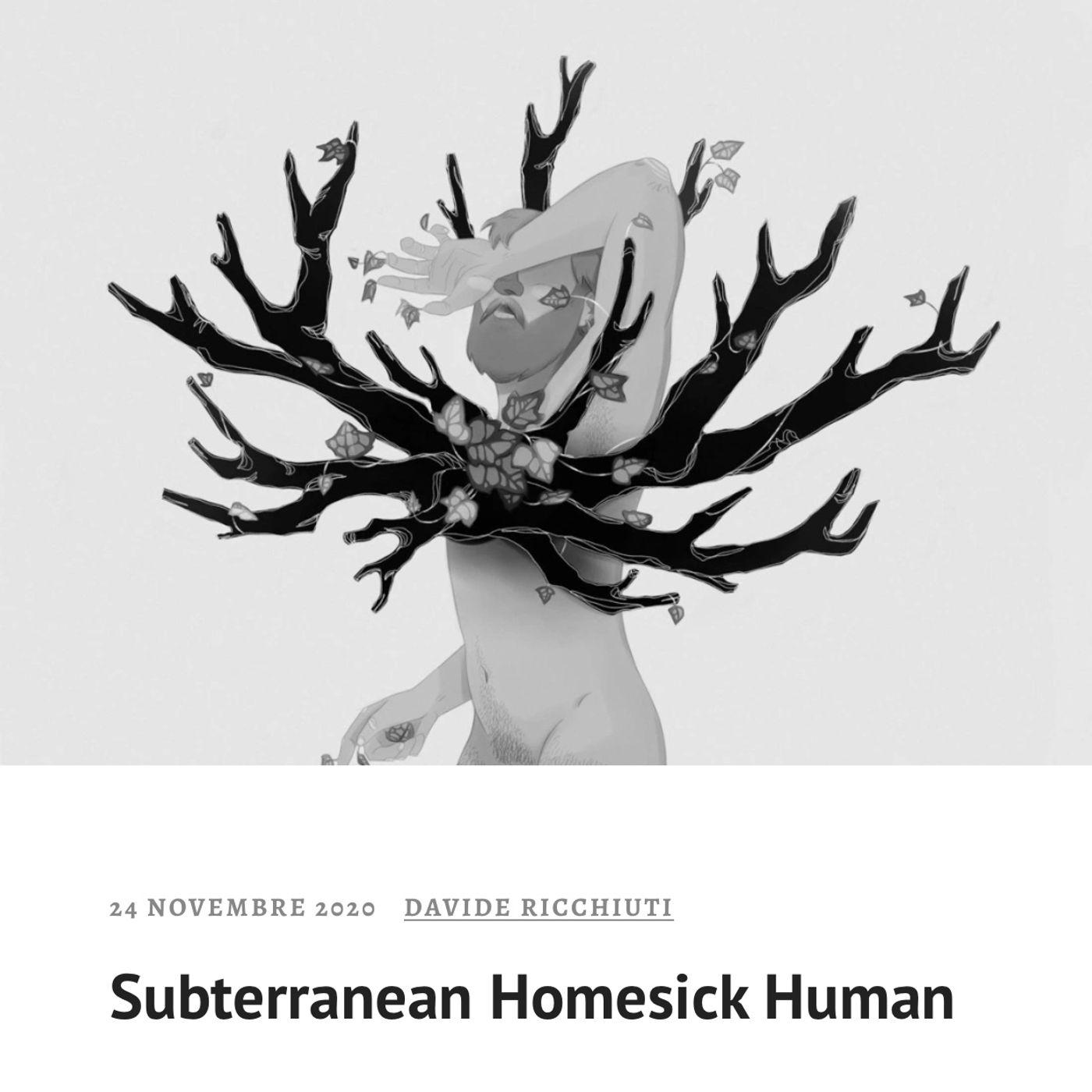 Subterranean Homesick Human | Neutopia After After
