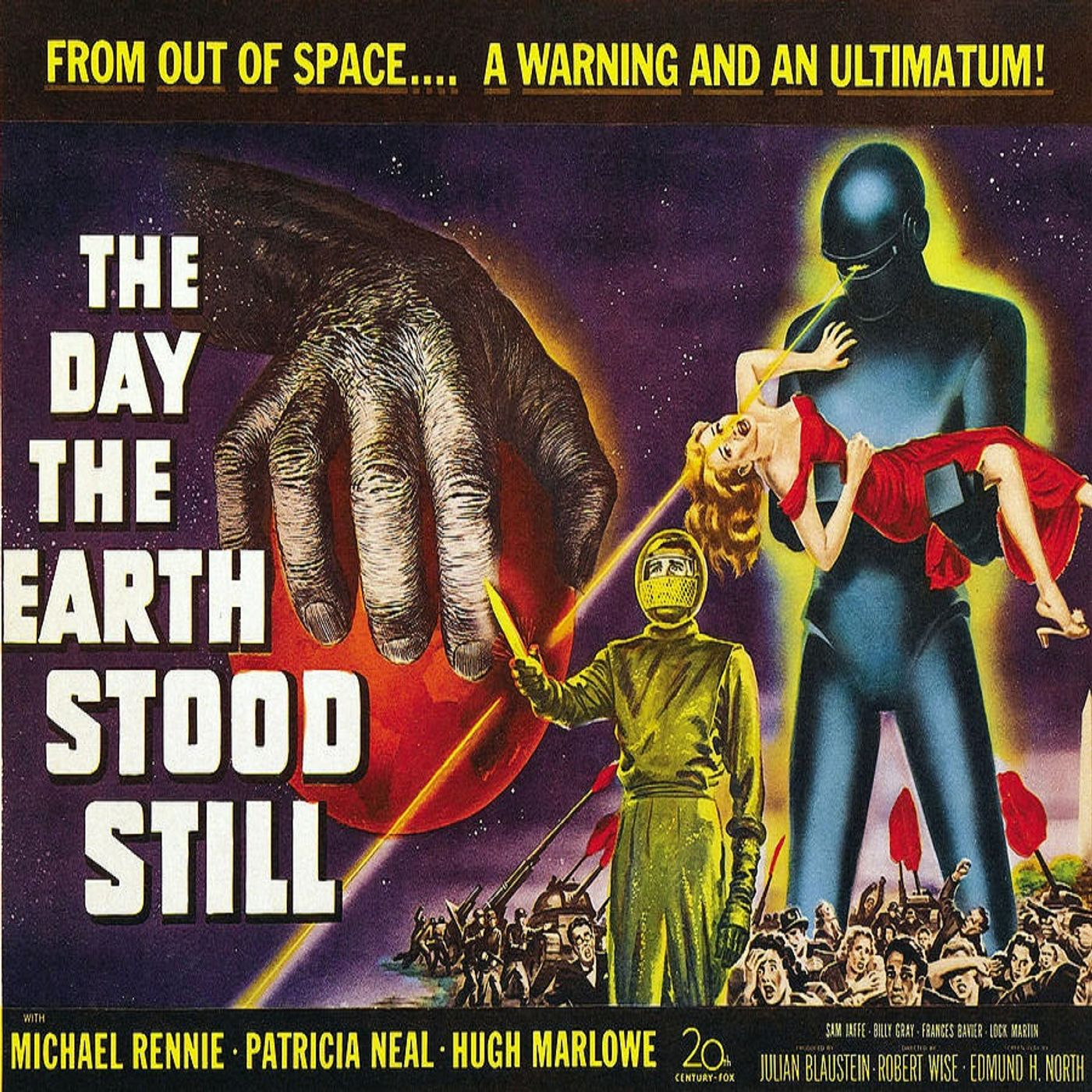 The Podcast From Another World - Day the Earth Stood Still