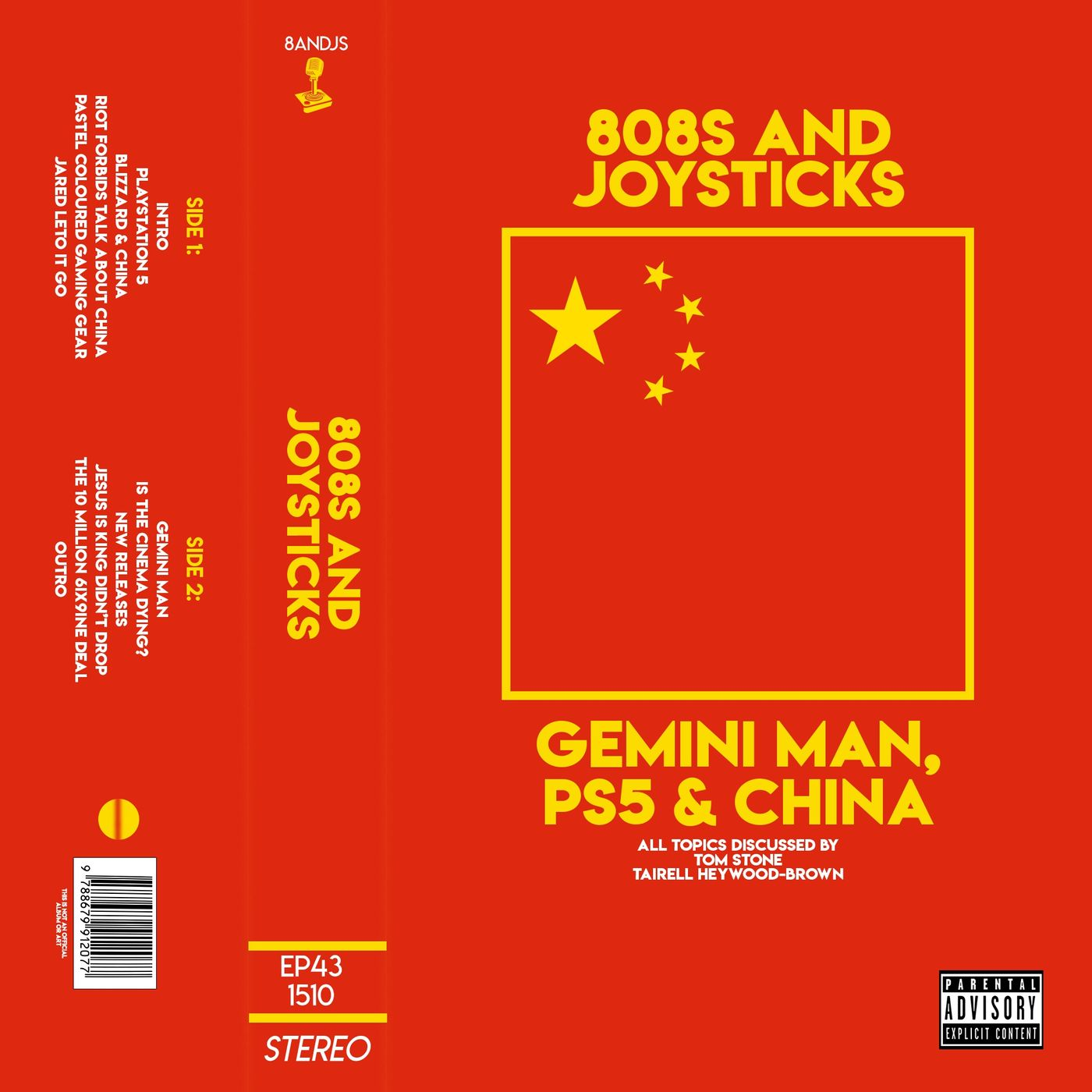 Episode 43: Gemini Man, PlayStation 5 and China Censoring