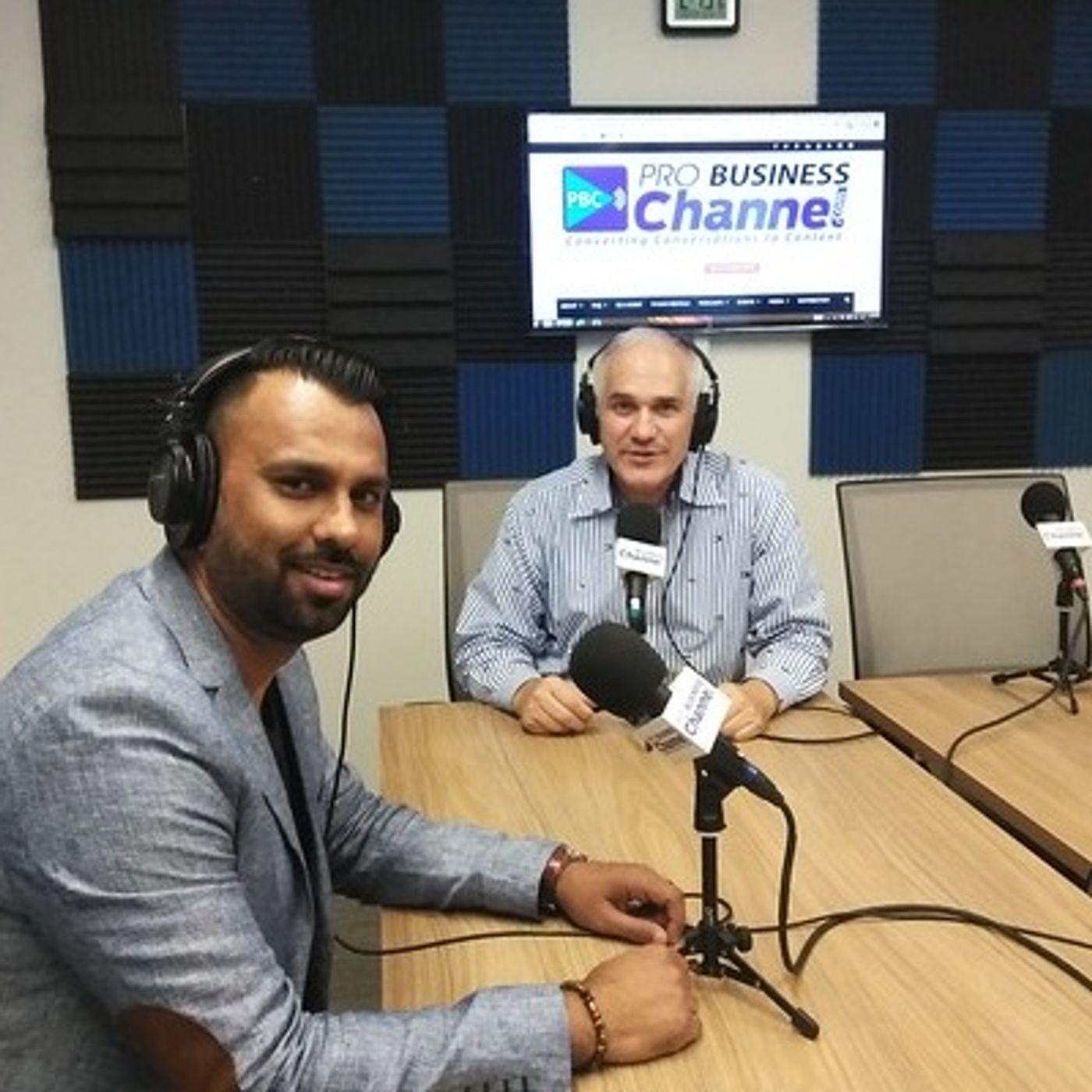 Andy Patel Talks Google Ads and Internet Marketing on Georgia Podcast