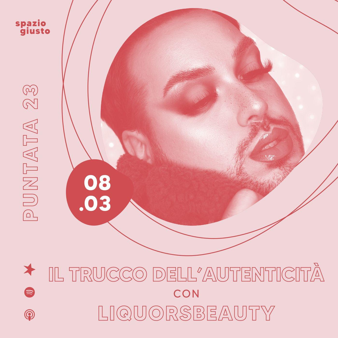 Puntata 23 - Il trucco dell'autenticità: la storia di Luca, dall'omofobia alle passioni liberatorie.