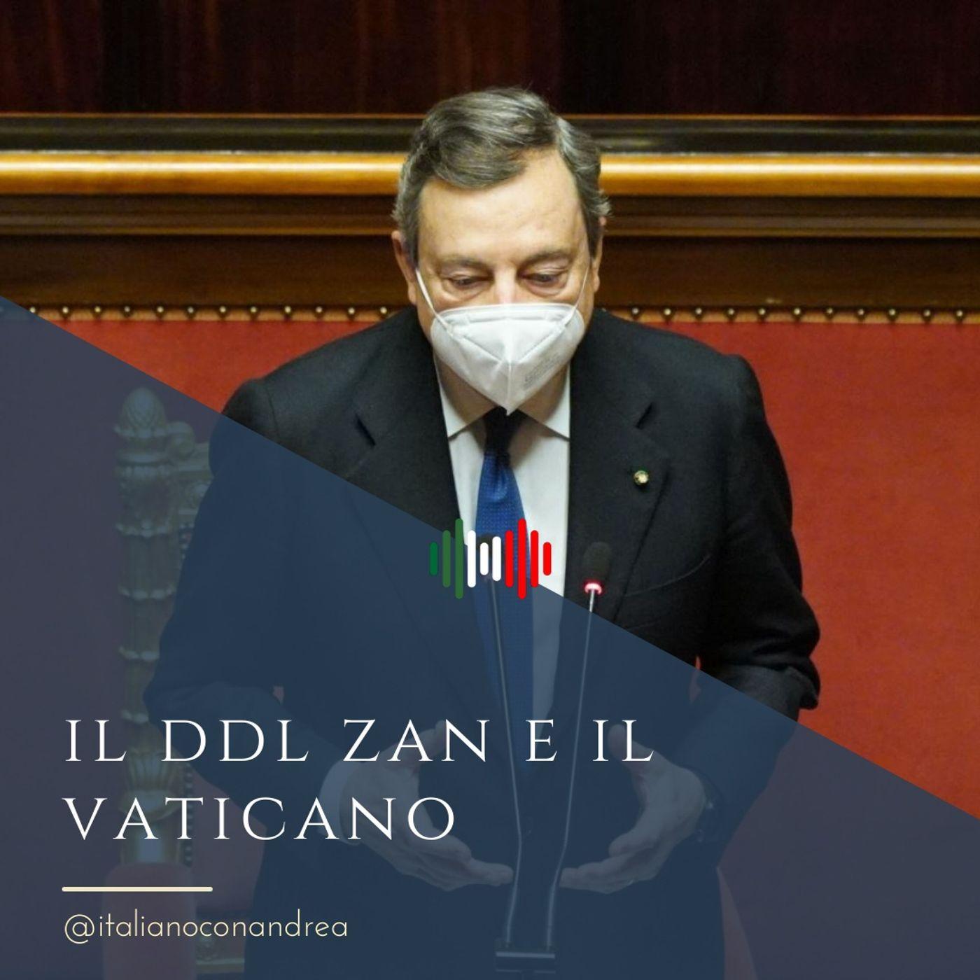 288. NOTIZIA: Il DDL Zan e il Vaticano