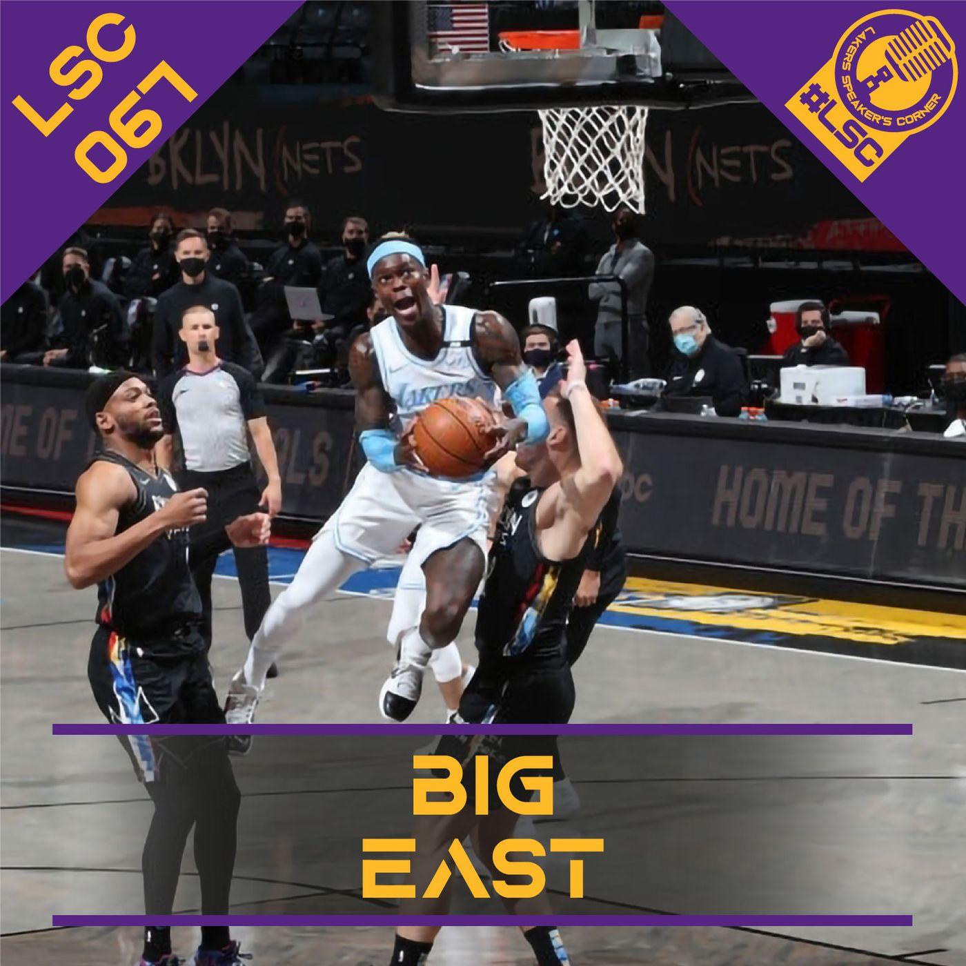 LSC 067 - Big East feat. Andrea Ghezzi
