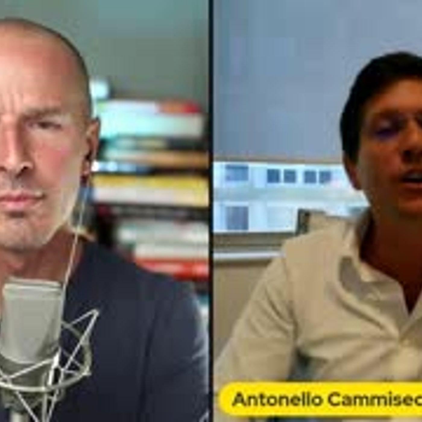 Cambiamento climatico, elettrificazione e dintorni con Antonio Cammisecra, Enel