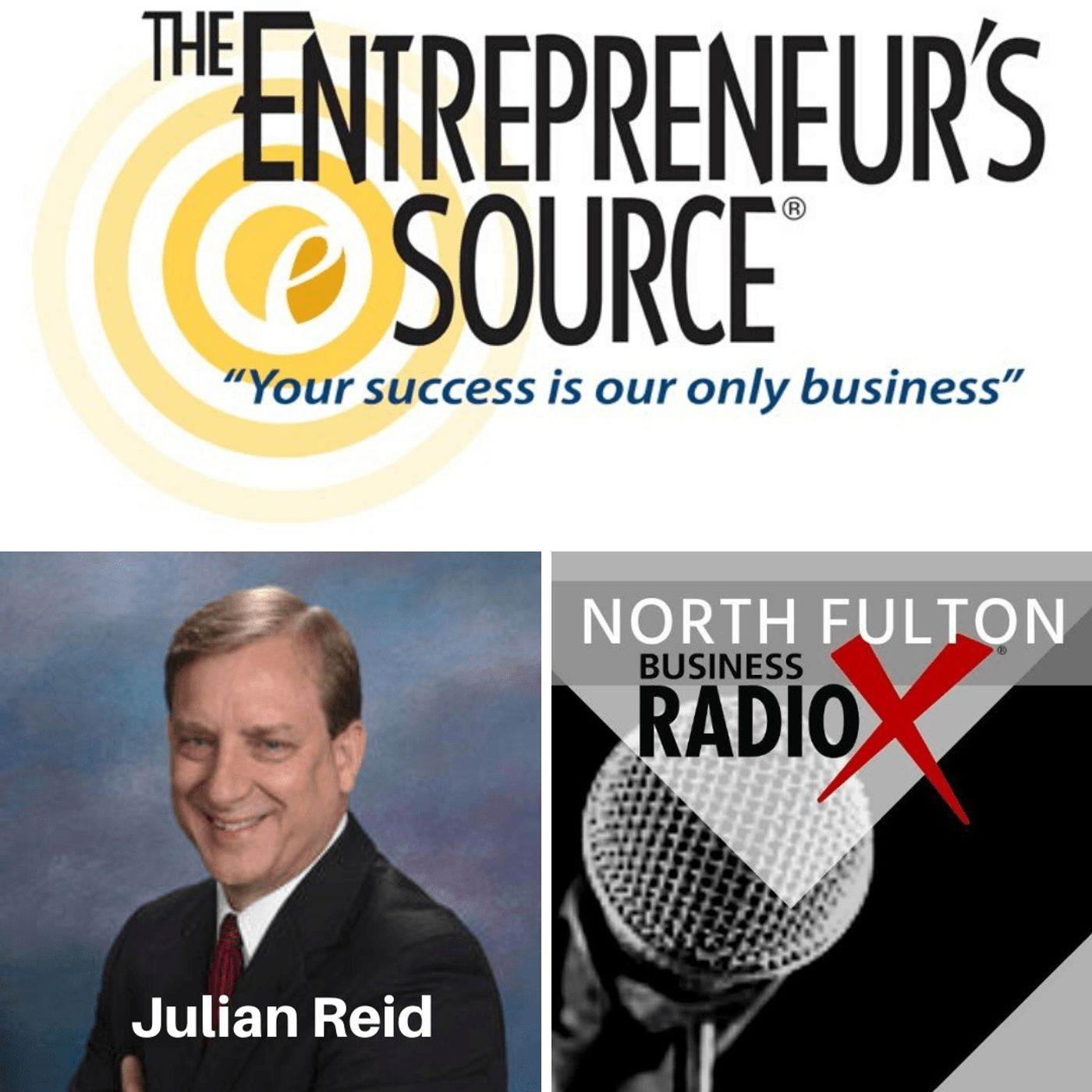 Julian Reid, The Entrepreneur's Source