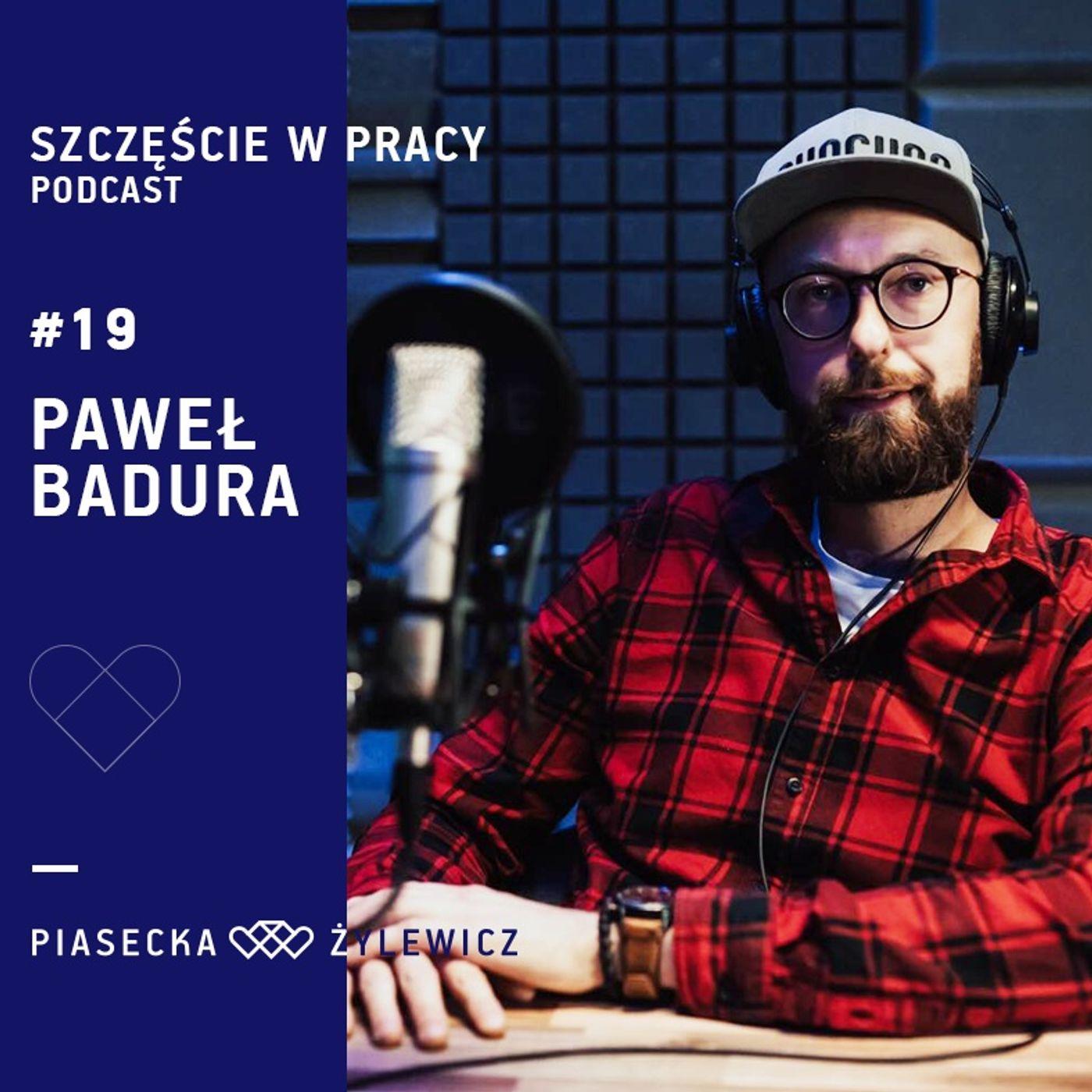 #19 Paweł Badura