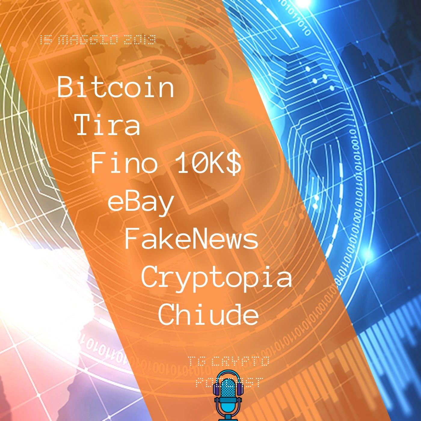 tempo di deposito di cryptopia btc)