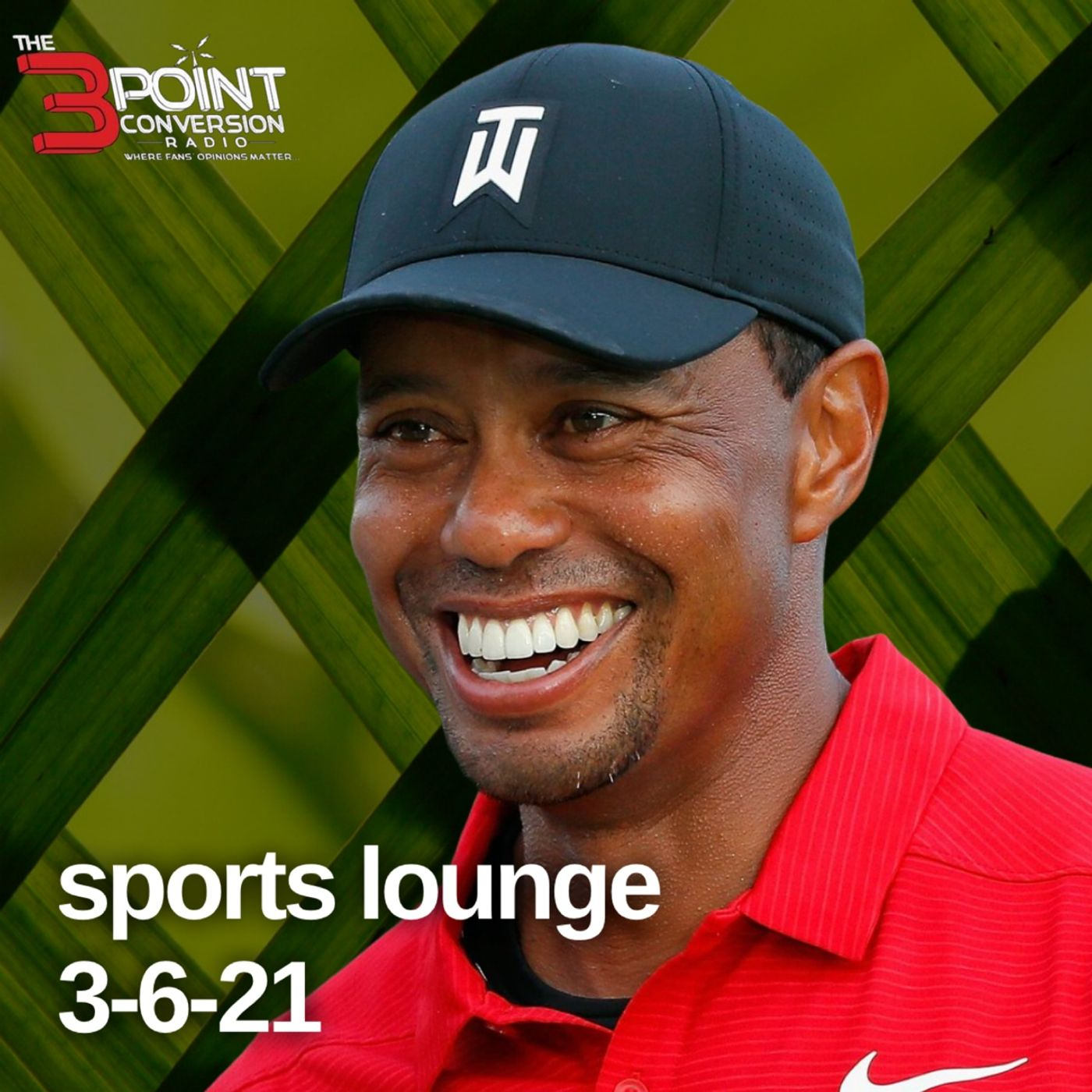 The 3 Point Conversion Sports Lounge - NBA All-Star Weekend, Tiger Woods Legacy, BattleGrounds, Mid-Season Awards