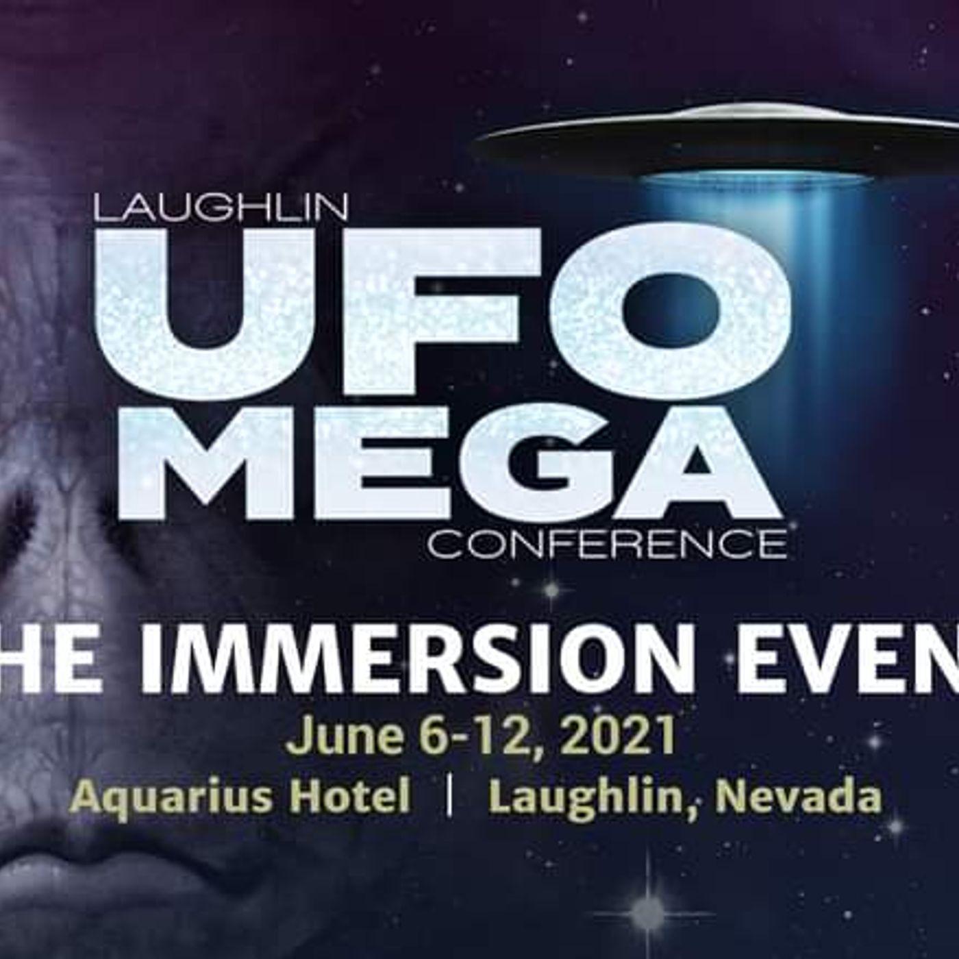 Laughlin UFO Megaconference: Sarah Adams and Michael Telstarr