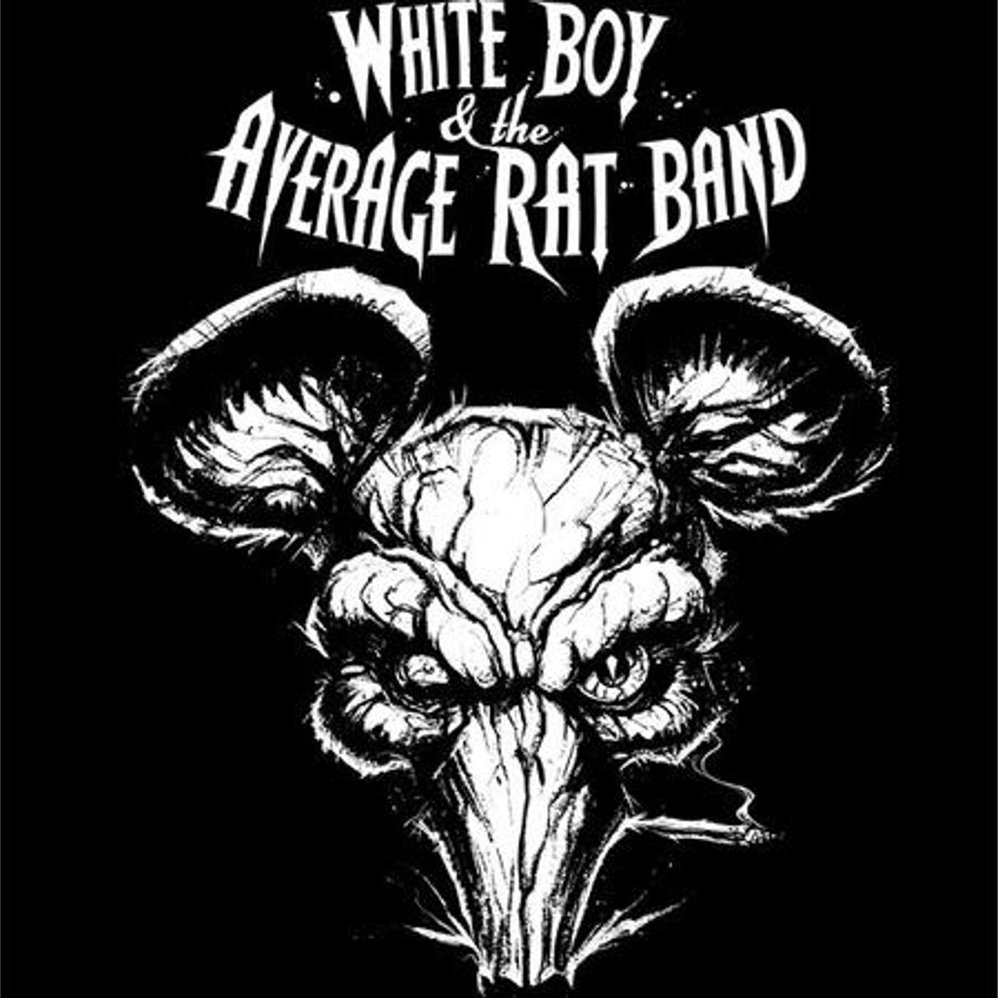 White Boy & The Average Rat Band On ITNS Radio