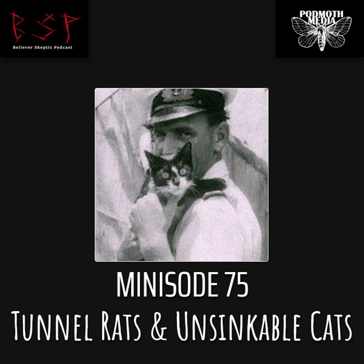 Tunnel Rats & Unsinkable Cats
