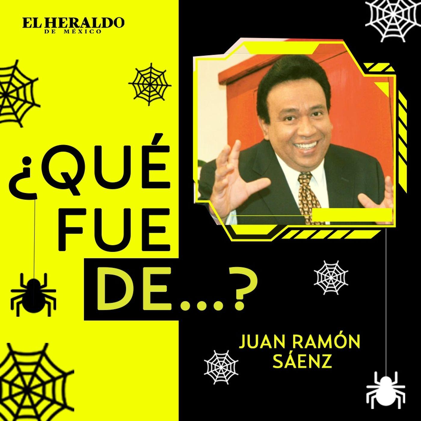 ¿Qué fue de...? Juan Ramón Sáenz