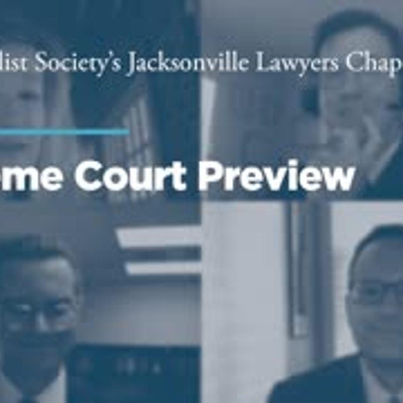 2021 Supreme Court Preview