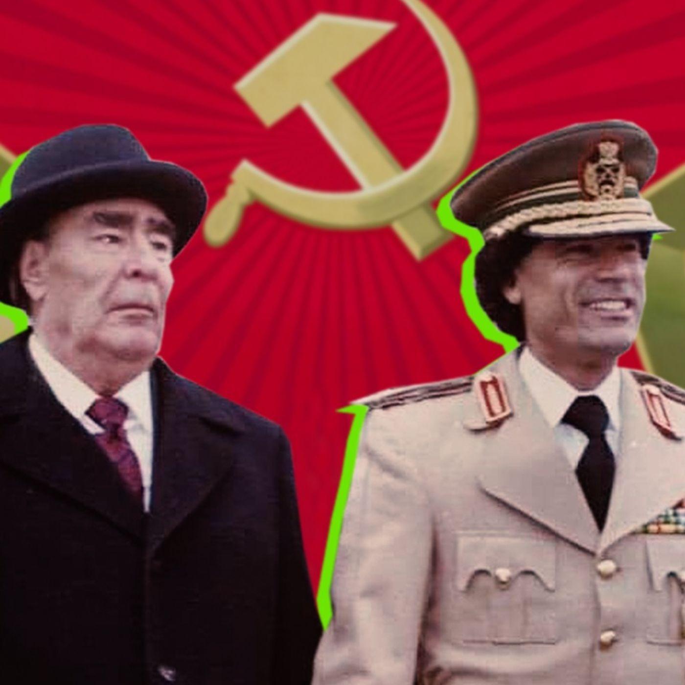 Perché l'Unione Sovietica voleva la Libia (la grande strategia sovietica)
