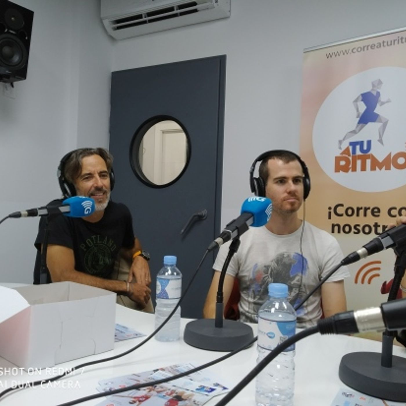 ATR 9x01 - Calendario carreras otoño, delegada deportes de Madrid y presentación temporada