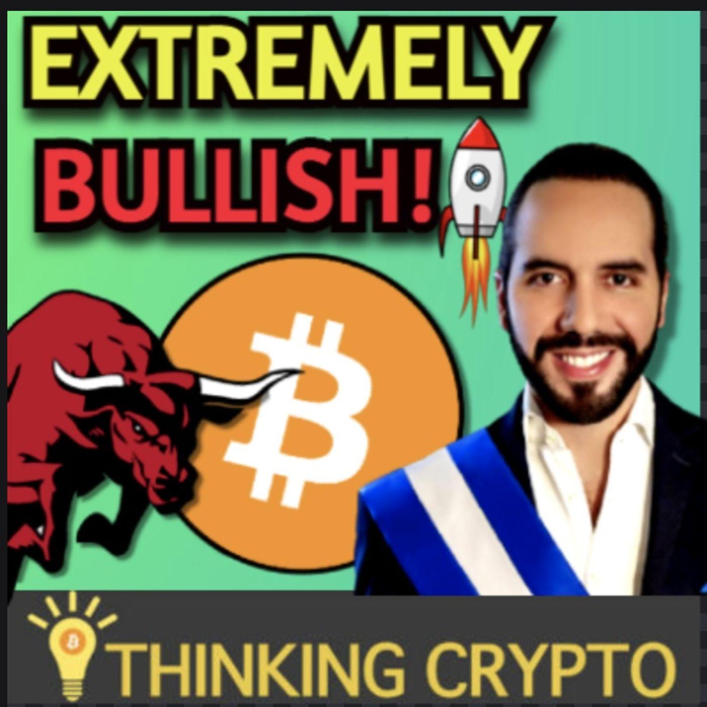 El Salvador Makes BITCOIN A Legal Tender - Invesco Crypto ETFs - Ripple CEO Jay Clayton