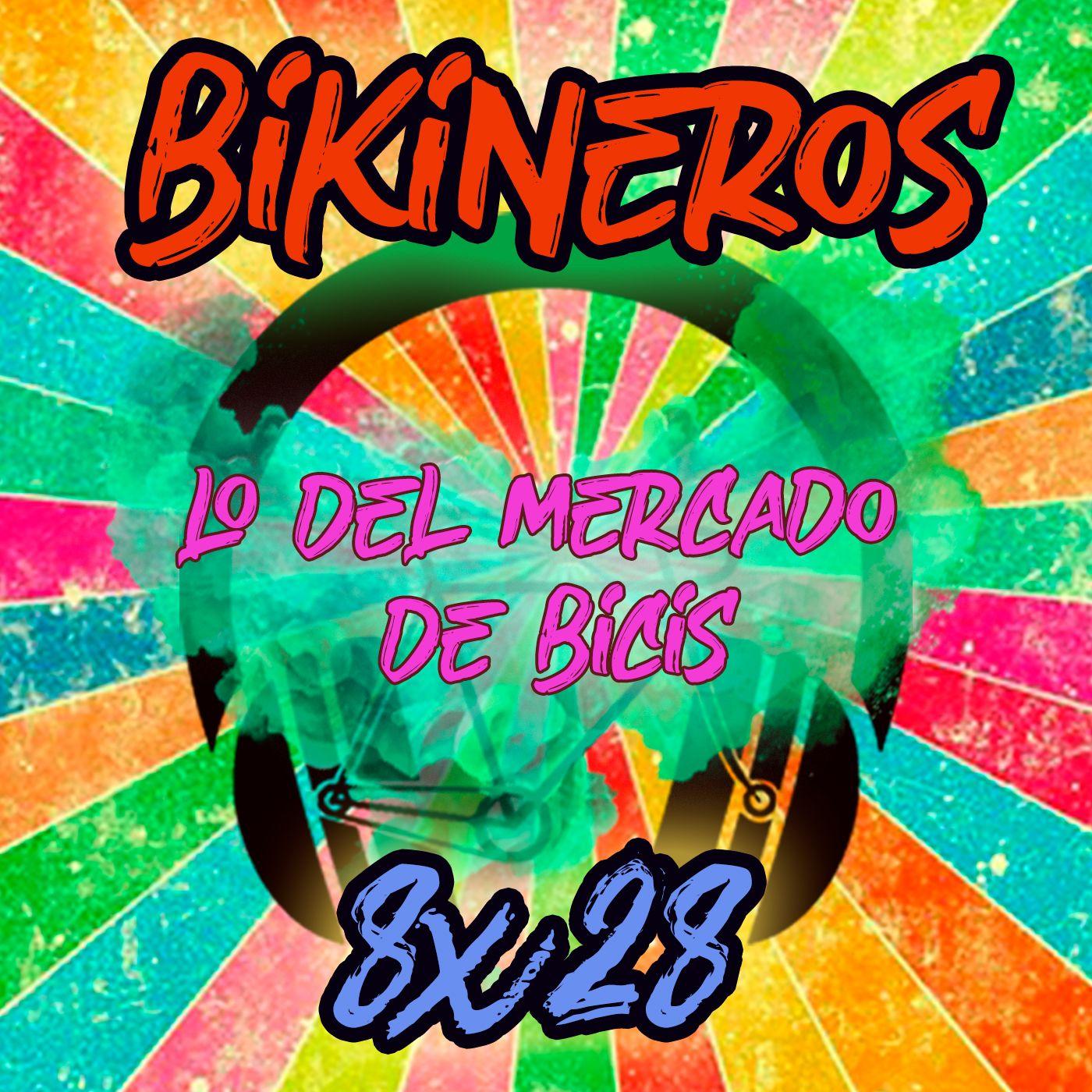BKN 8x28 Lo del MERCADO DE BICIS 2.0. Rutas por Asturias. Club Bikineros