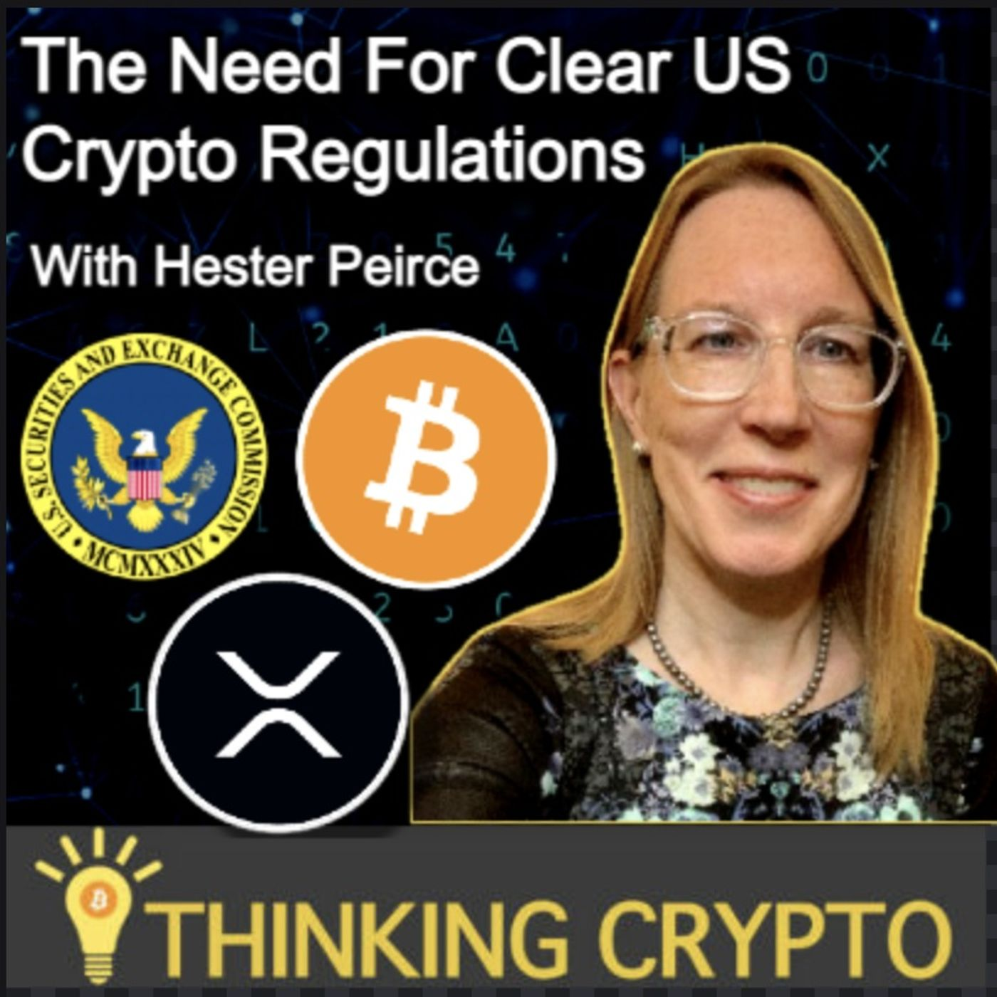 Hester Peirce Interview - The SEC & US Crypto Regulations - Bitcoin ETF, Stablecoins, NFTs